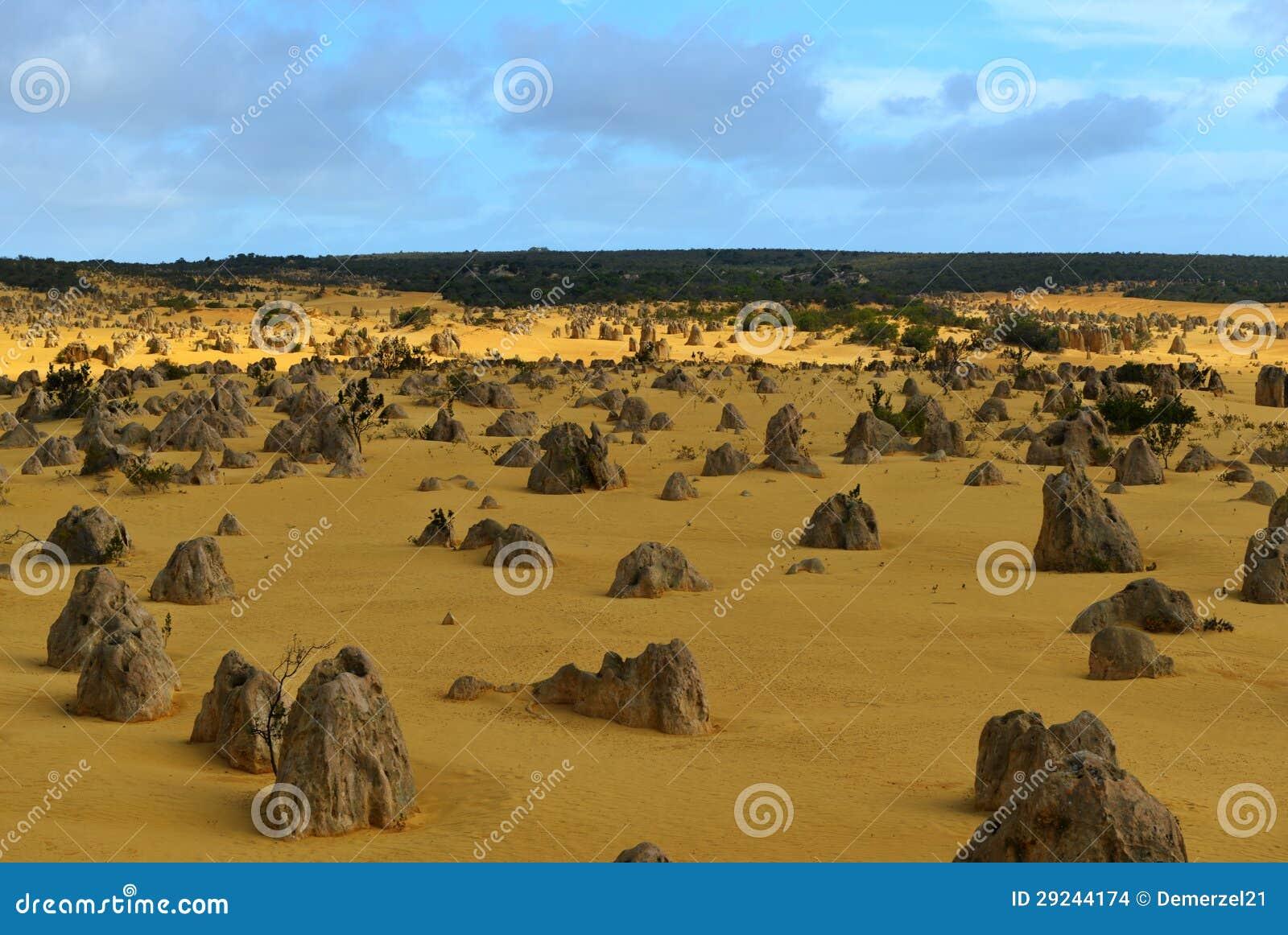 Download Pináculos Deserto, Austrália Foto de Stock - Imagem de marco, naughty: 29244174