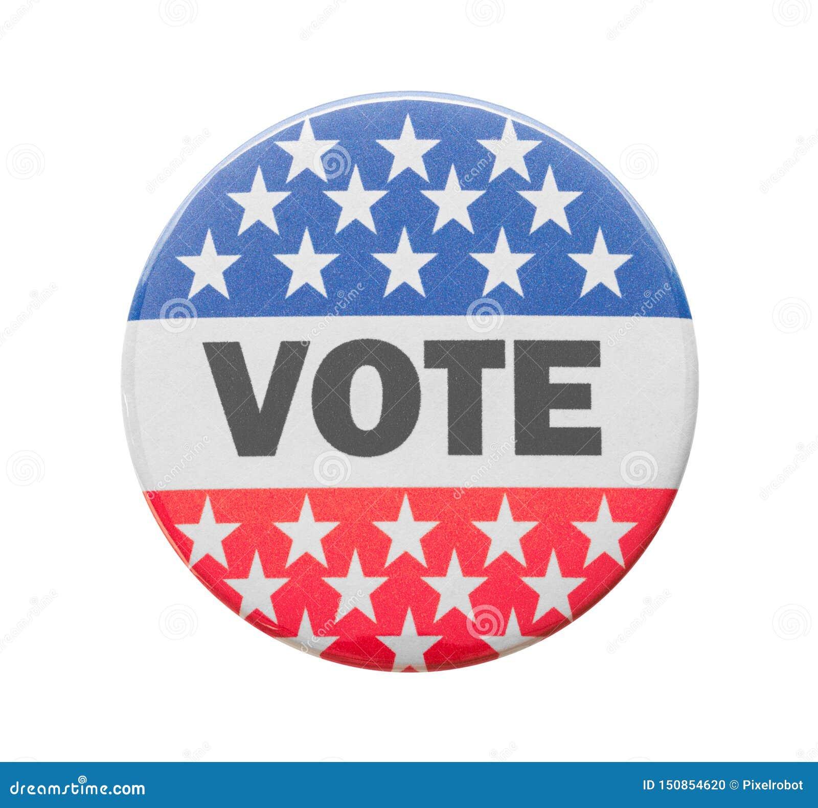 Pin do botão do voto