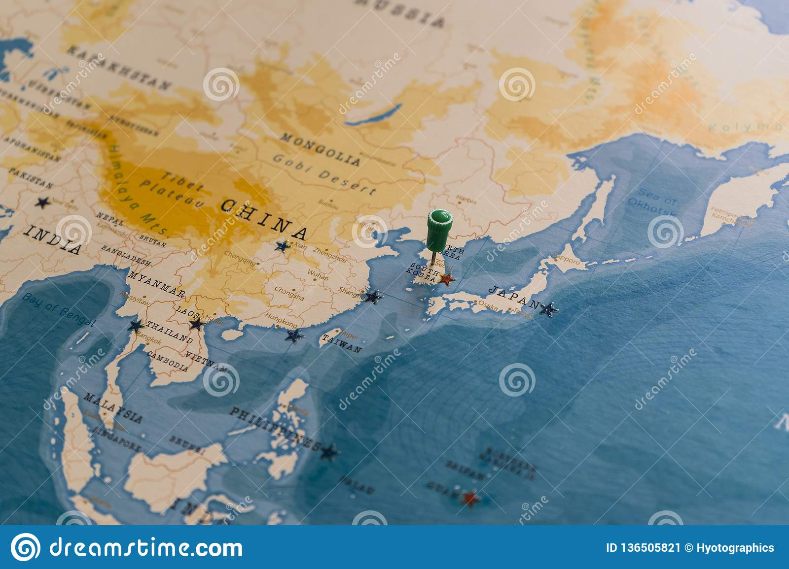 A Pin On Seoul, South Korea In The World Map Stock Image - Image of Korea Bay World Map on mongolian plateau map, yellow sea map, florida bay map, indonesia map, taklamakan desert map, gulf of tonkin map, luzon strait map, pacific ocean map, mu us desert map, tatar strait map, qinghai lake map, bo hai map, goryeo map, korea water park, monaco bay map, mexico bay map, korean empire map, grand canal map, south bay map, mekong river map,