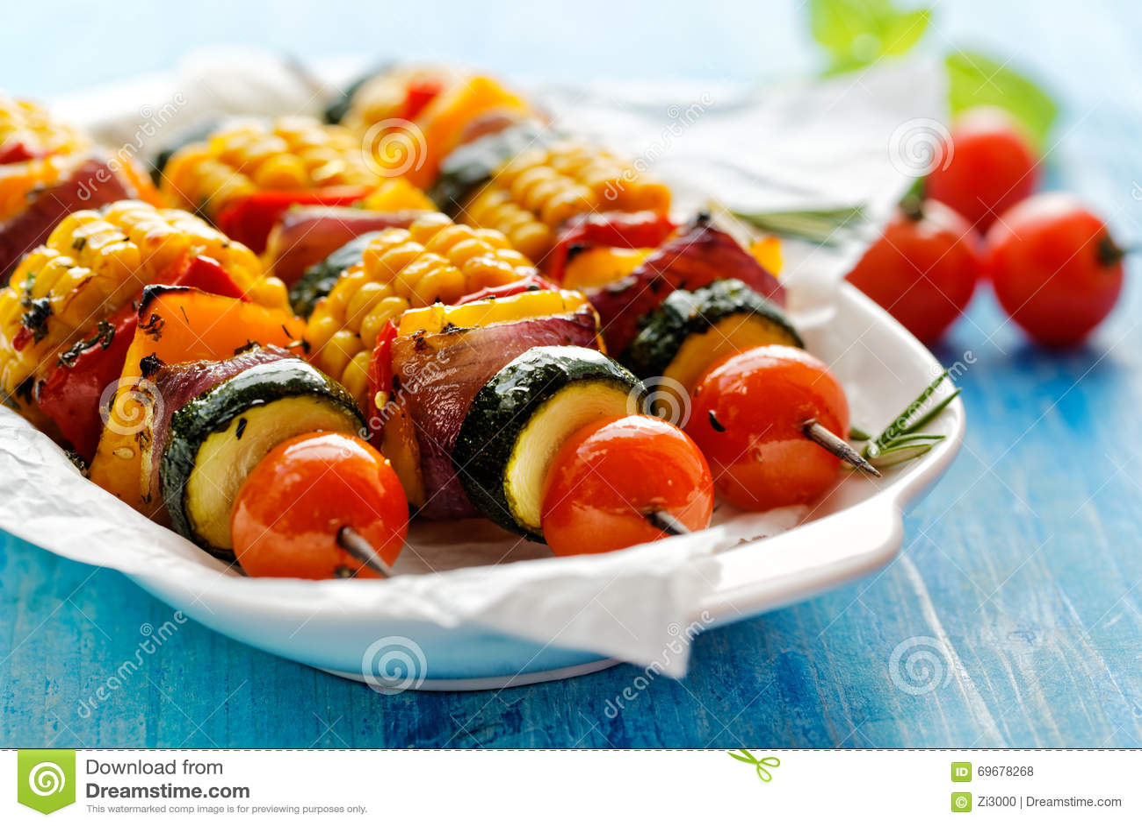 pinchos vegetarianos