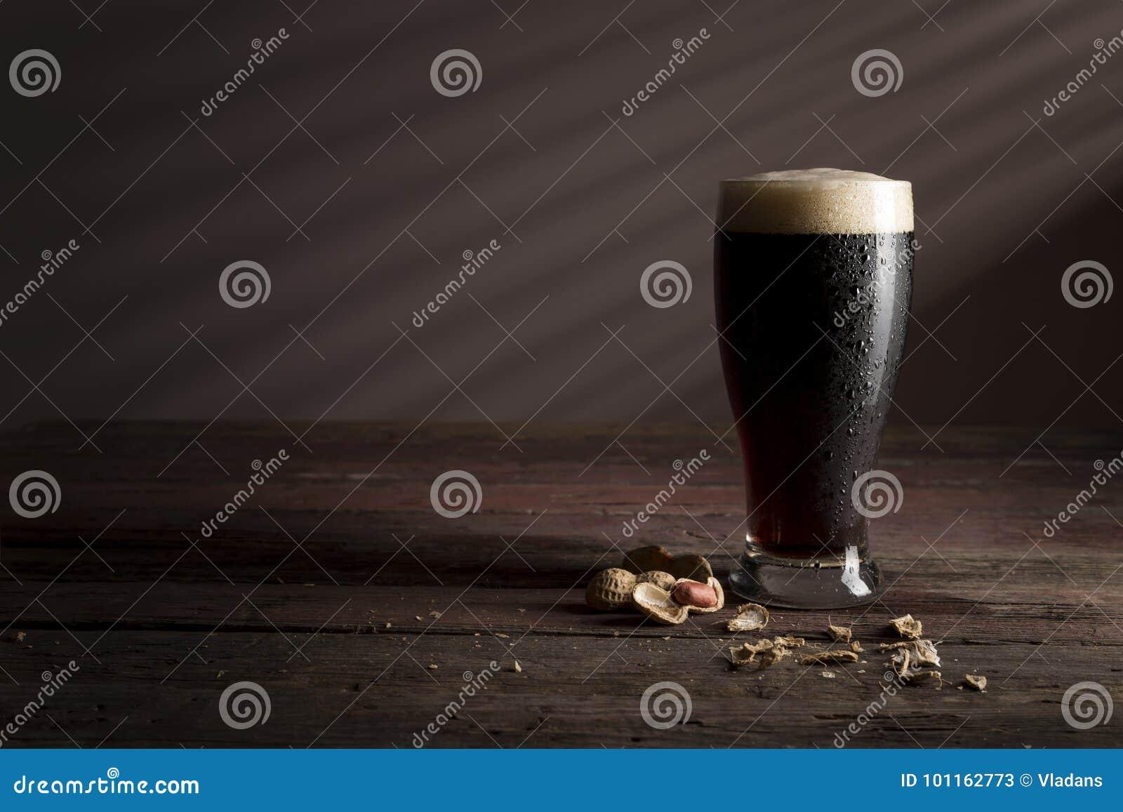 Pinda s en donker bier