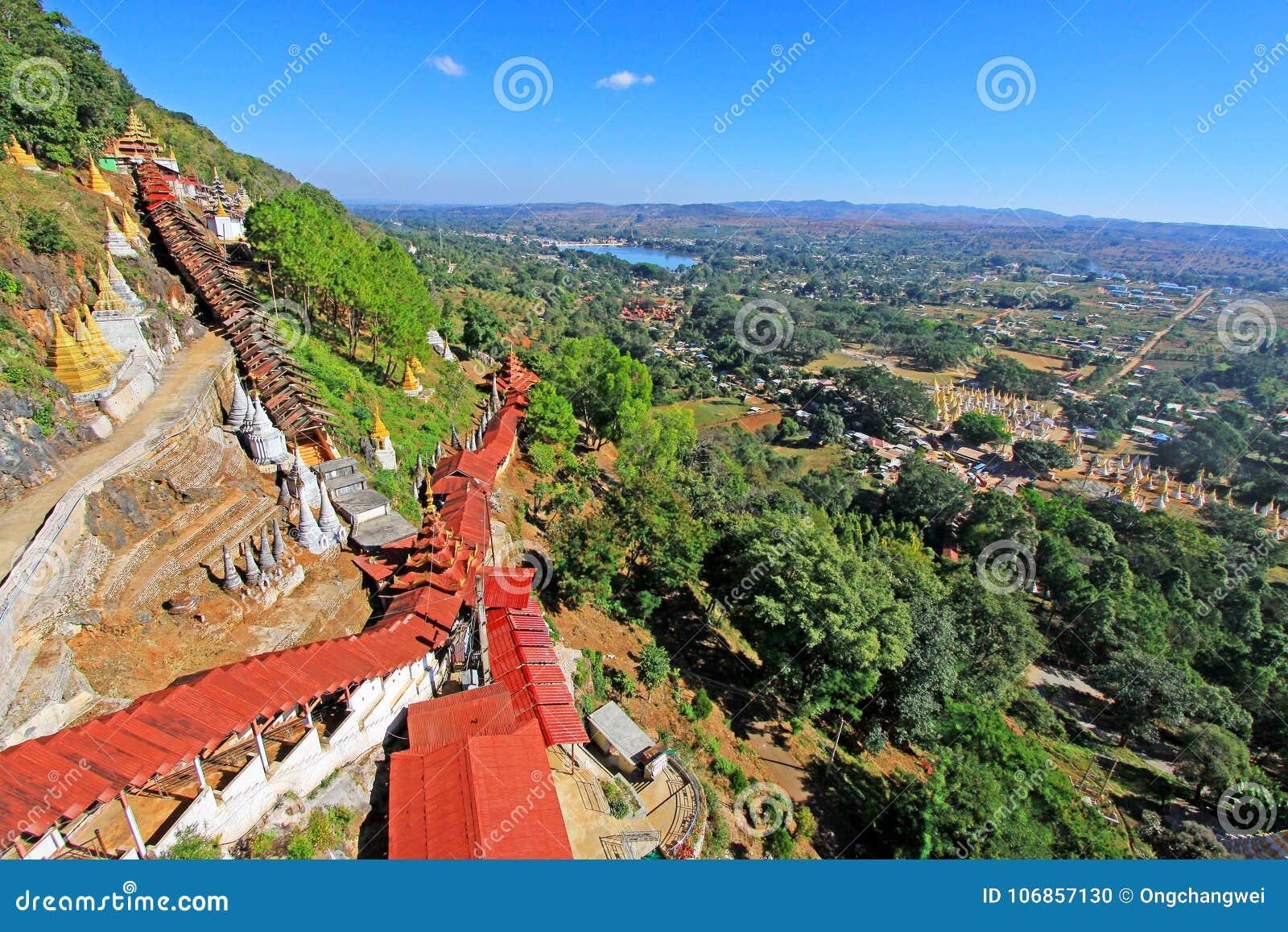Pindaya洞, Pindaya,缅甸