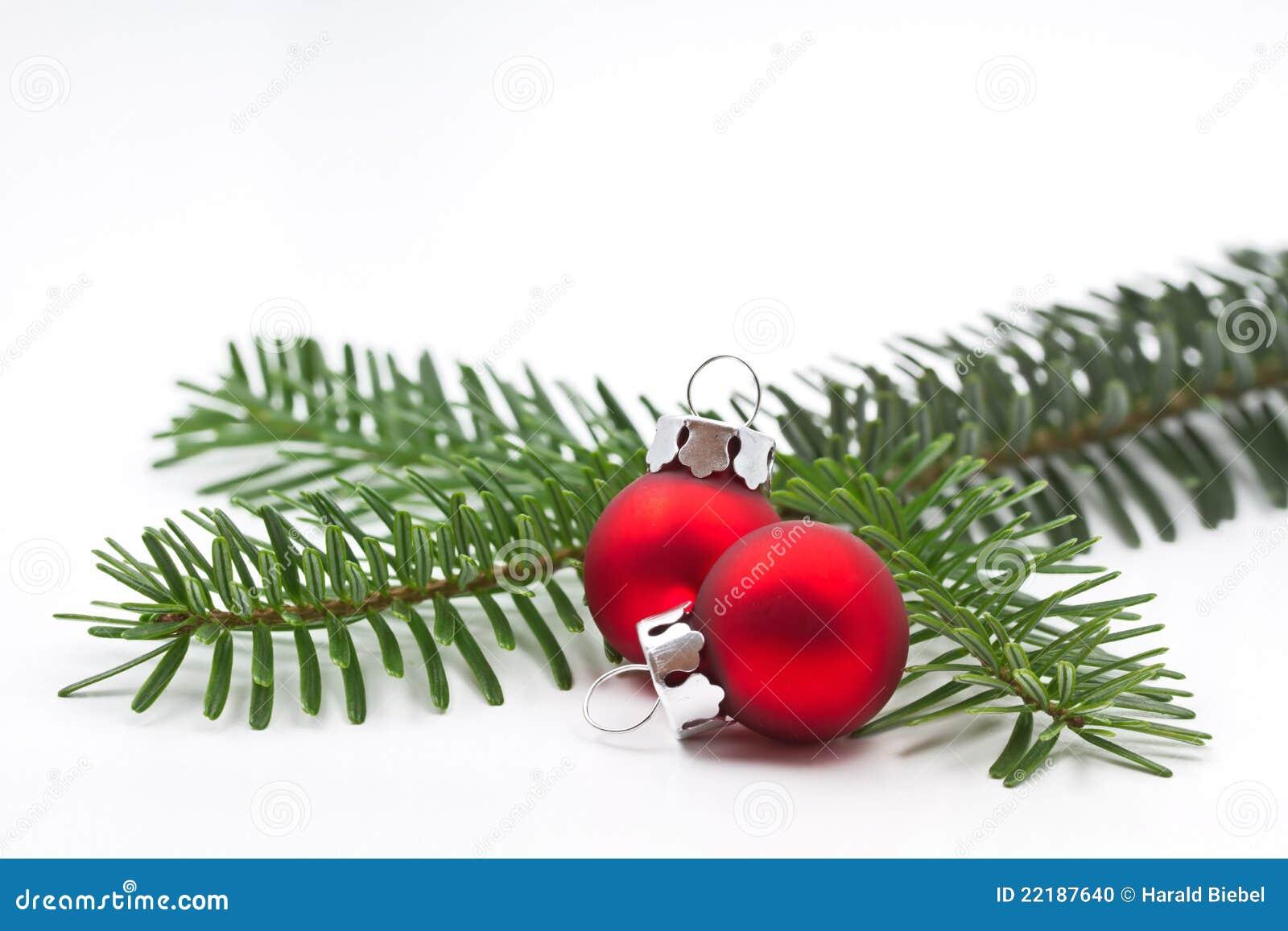 White Twig Christmas Tree