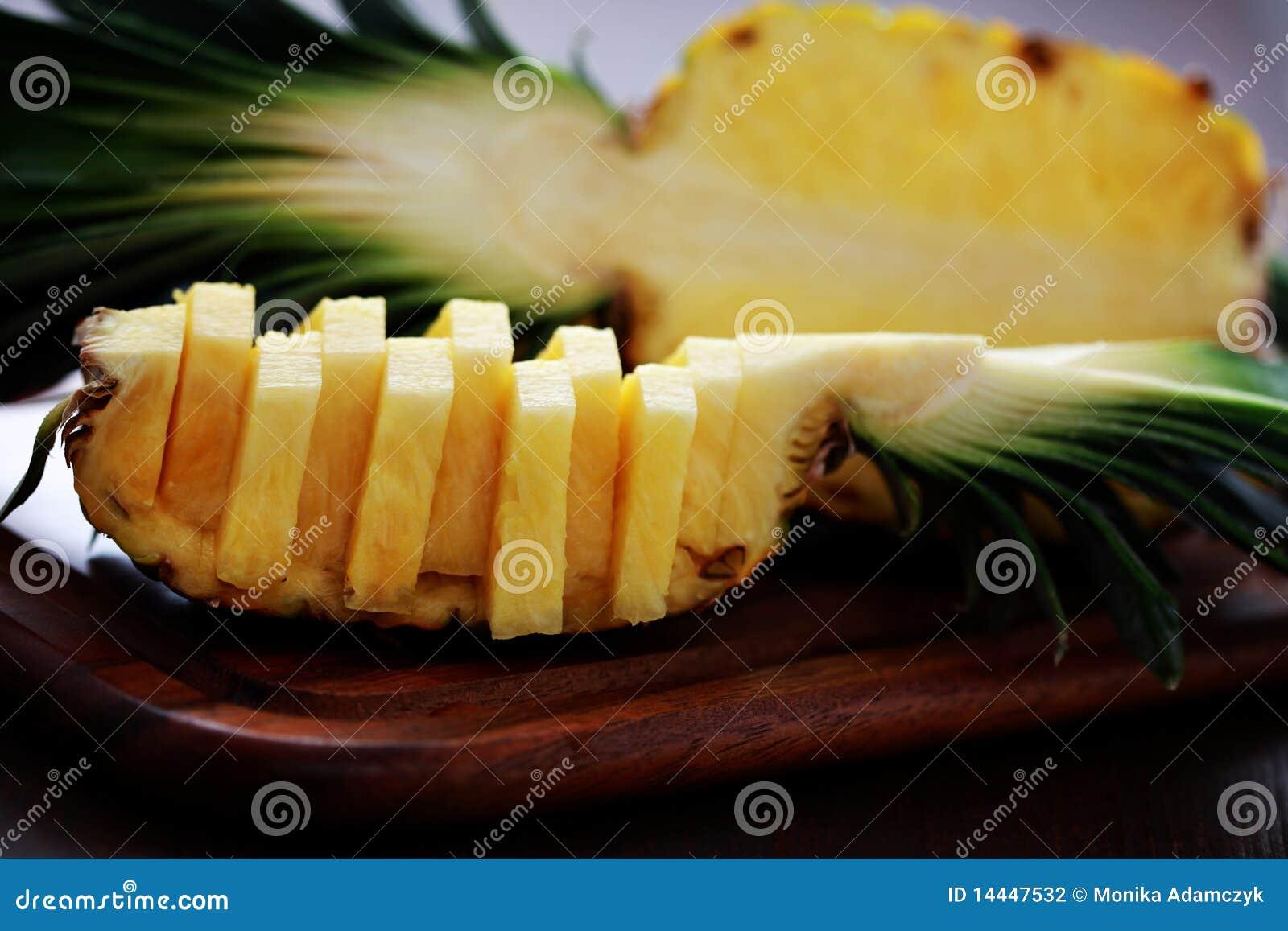 pineapple stock photo image of acid food sliced sweet
