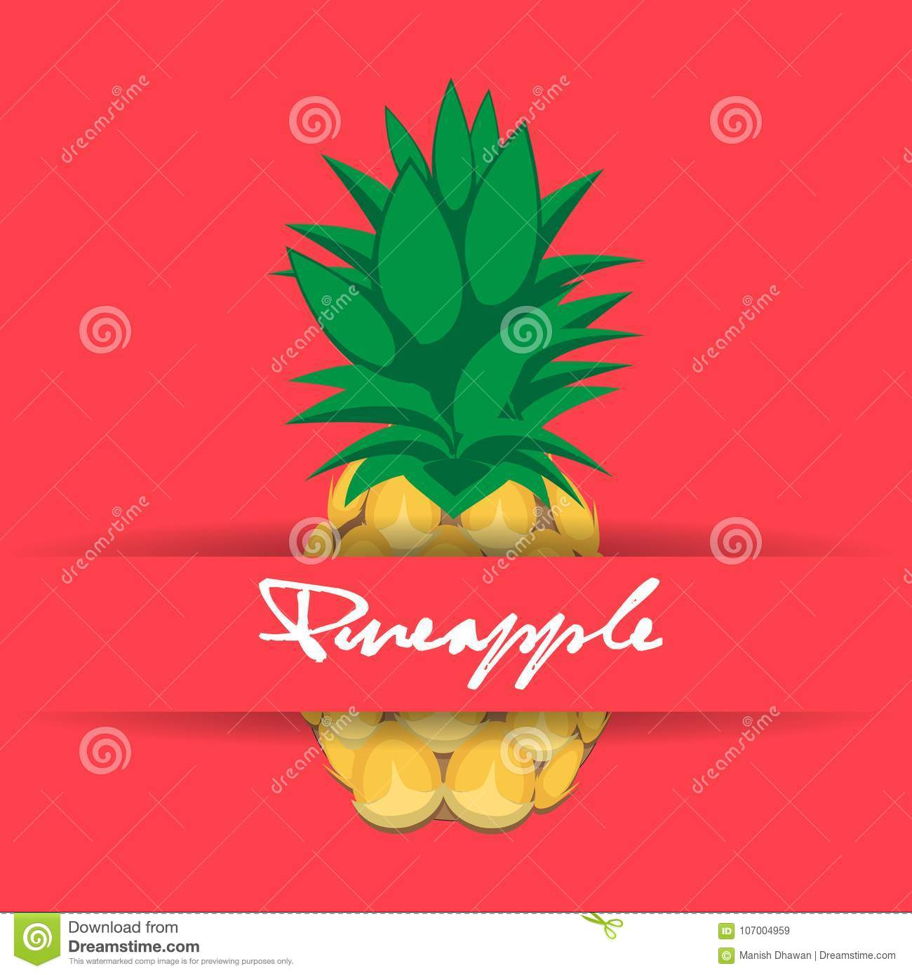 9c6f205be759 Contour Pineapple Stock Illustrations – 762 Contour Pineapple Stock  Illustrations, Vectors & Clipart - Dreamstime
