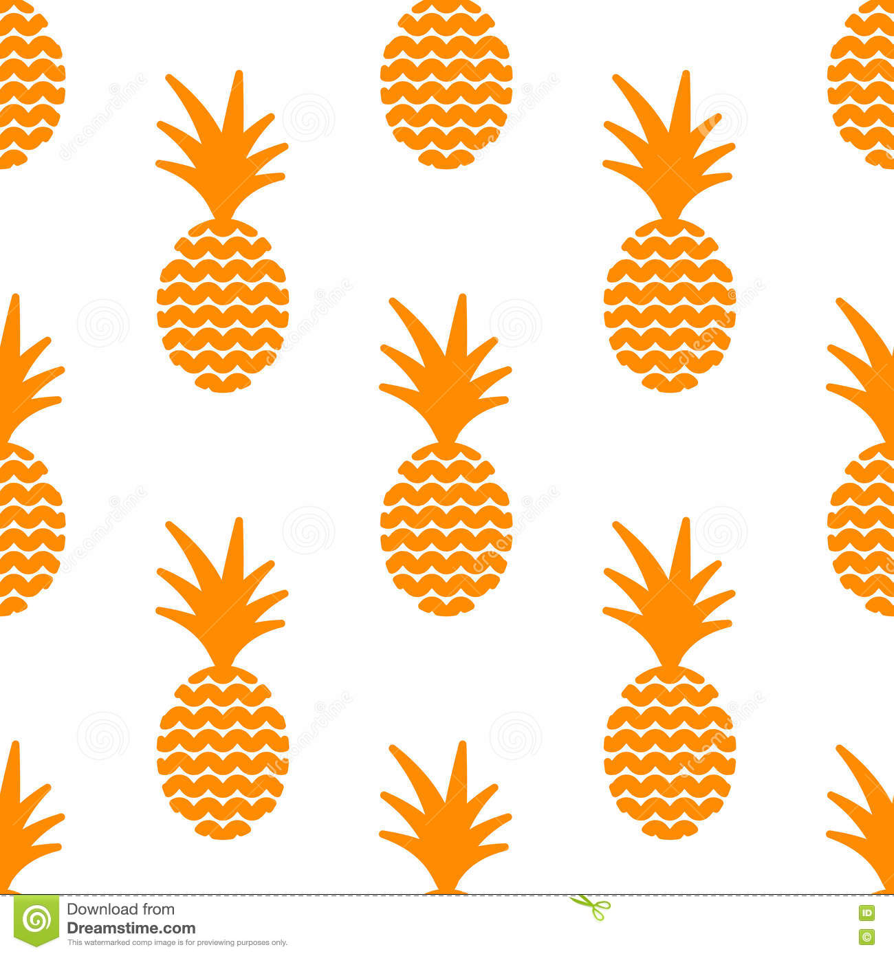 Best Wallpaper Macbook Pineapple - pineapple-simple-vetor-seamless-background-textile-pattern-fabric-orange-ananas-white-baby-apparel-linen-design-72368865  2018_782213.jpg