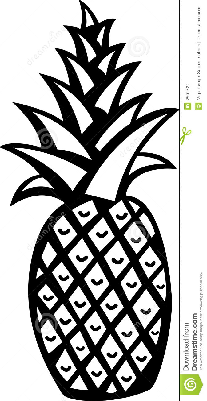 Displaying 18> Images For - Pineapple Clip Art...