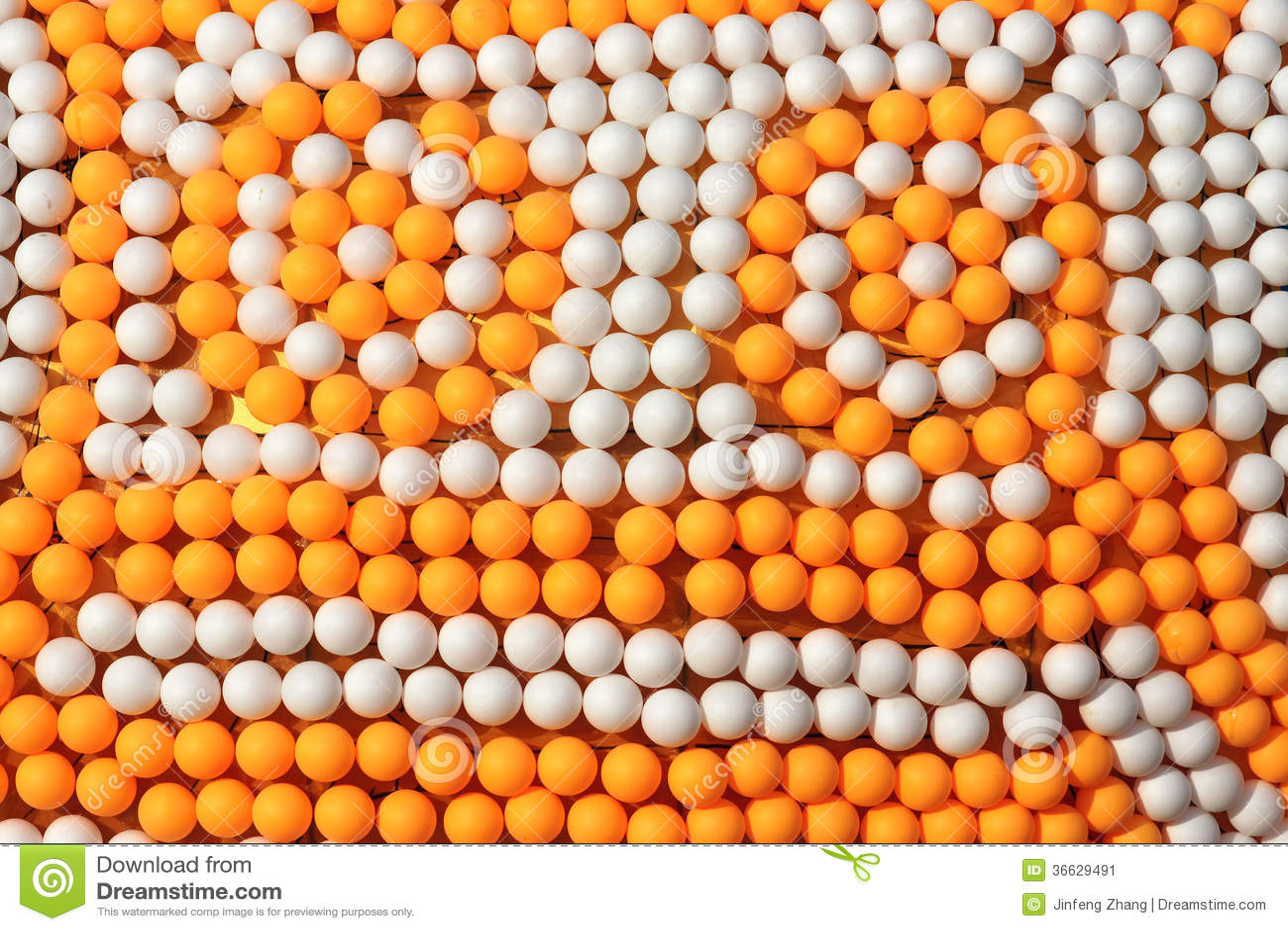 Ping pong balls stock image image 36629491 - How are ping pong balls made ...