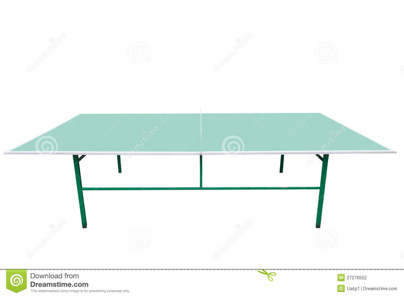 Ping-pongtabell