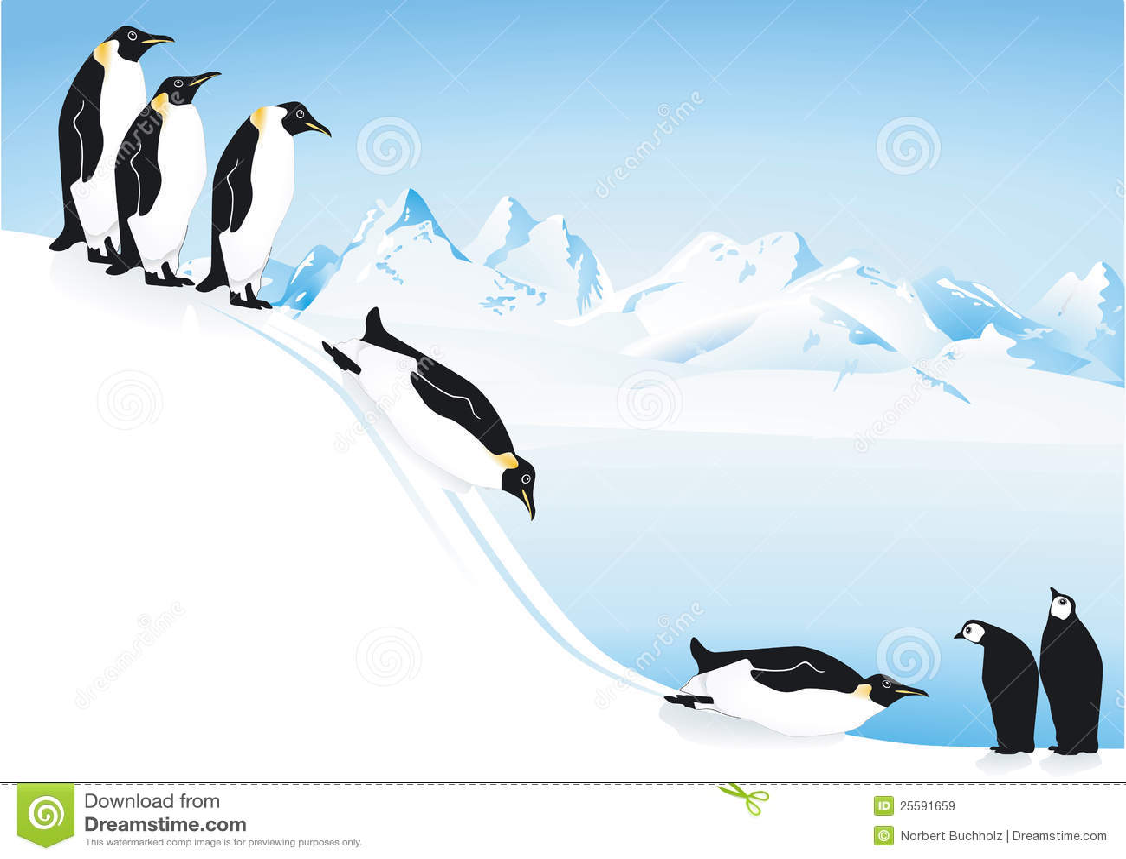 penguin style spielen
