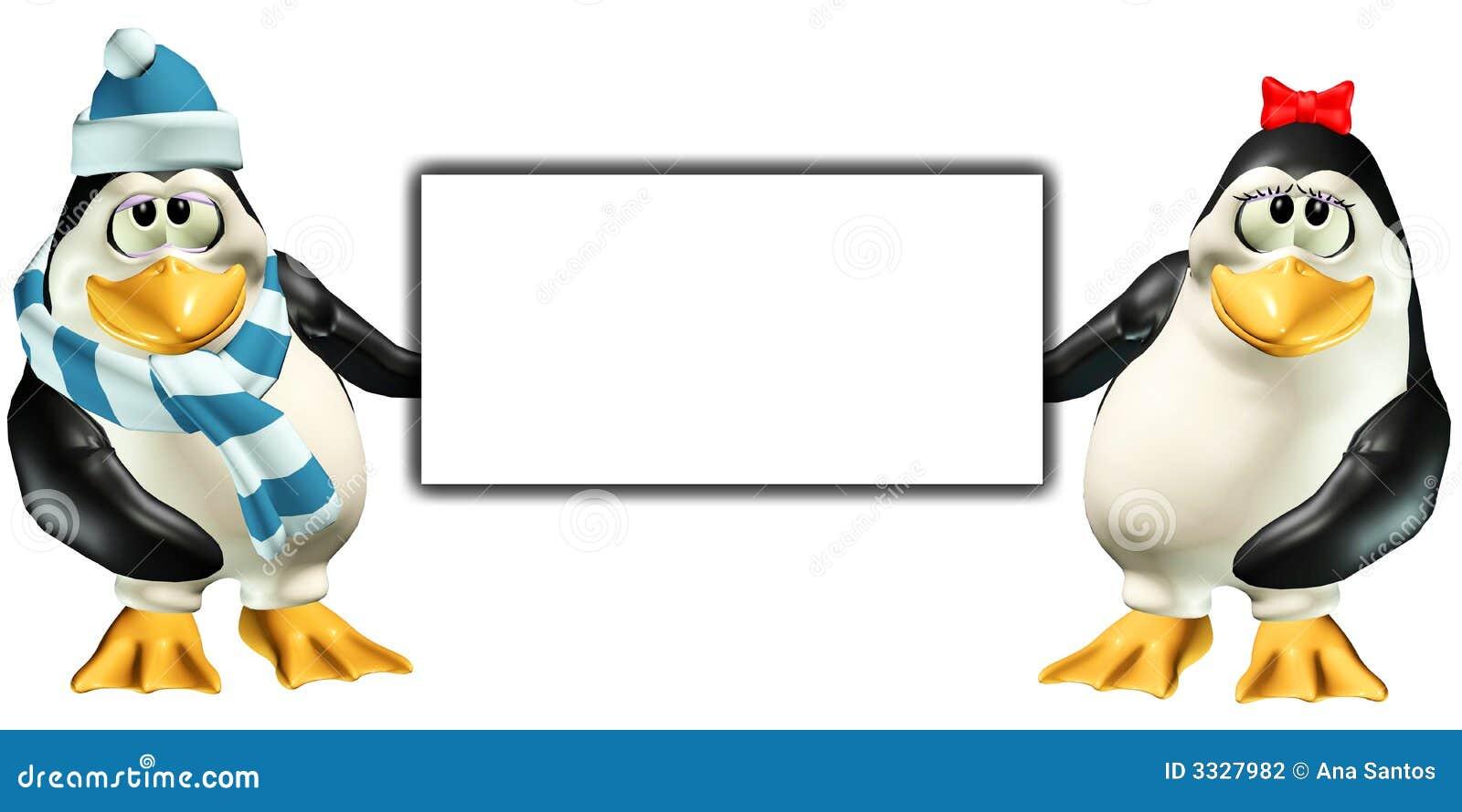 Pingwiny 4 znak