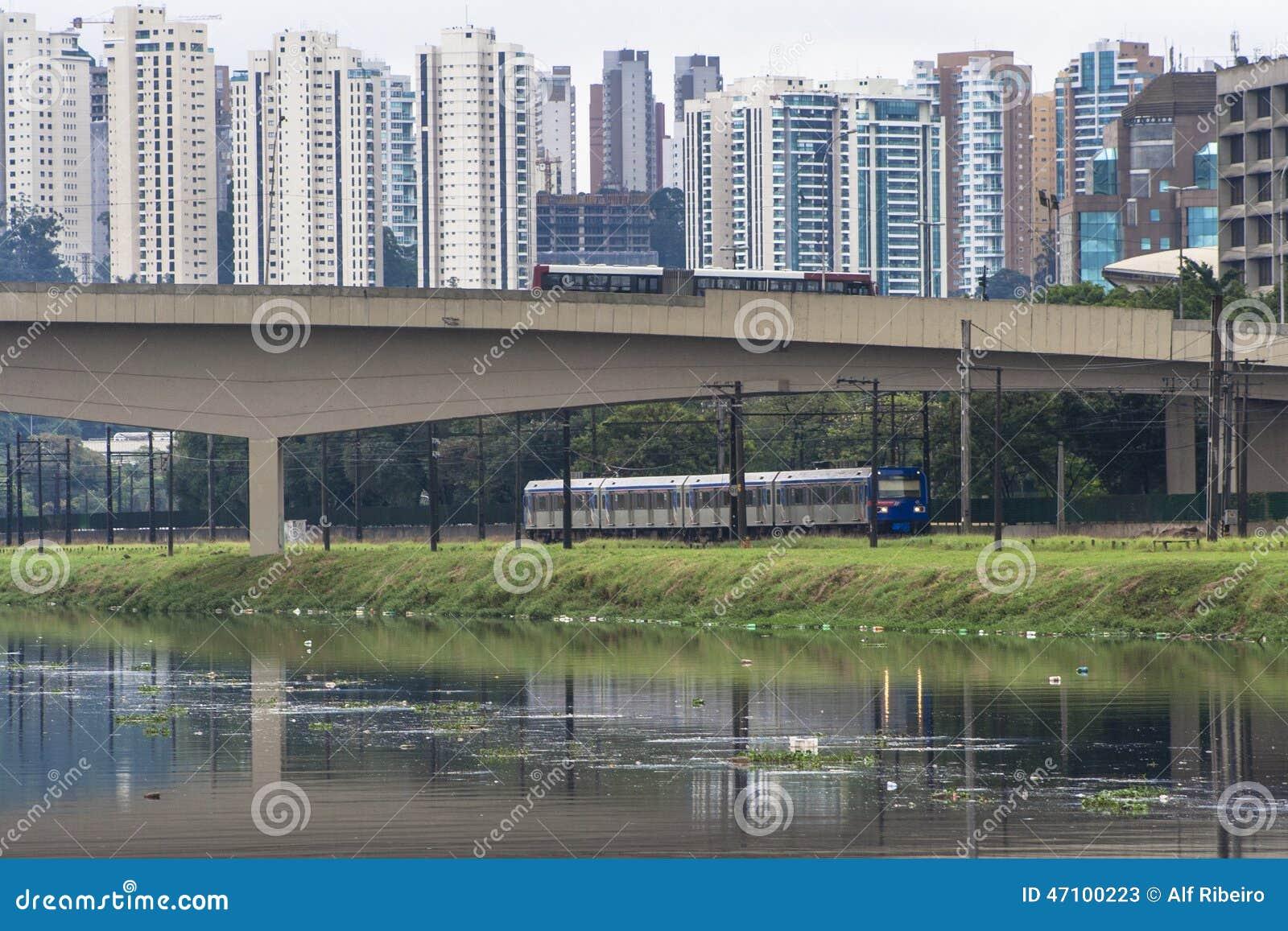 Pinheiros河