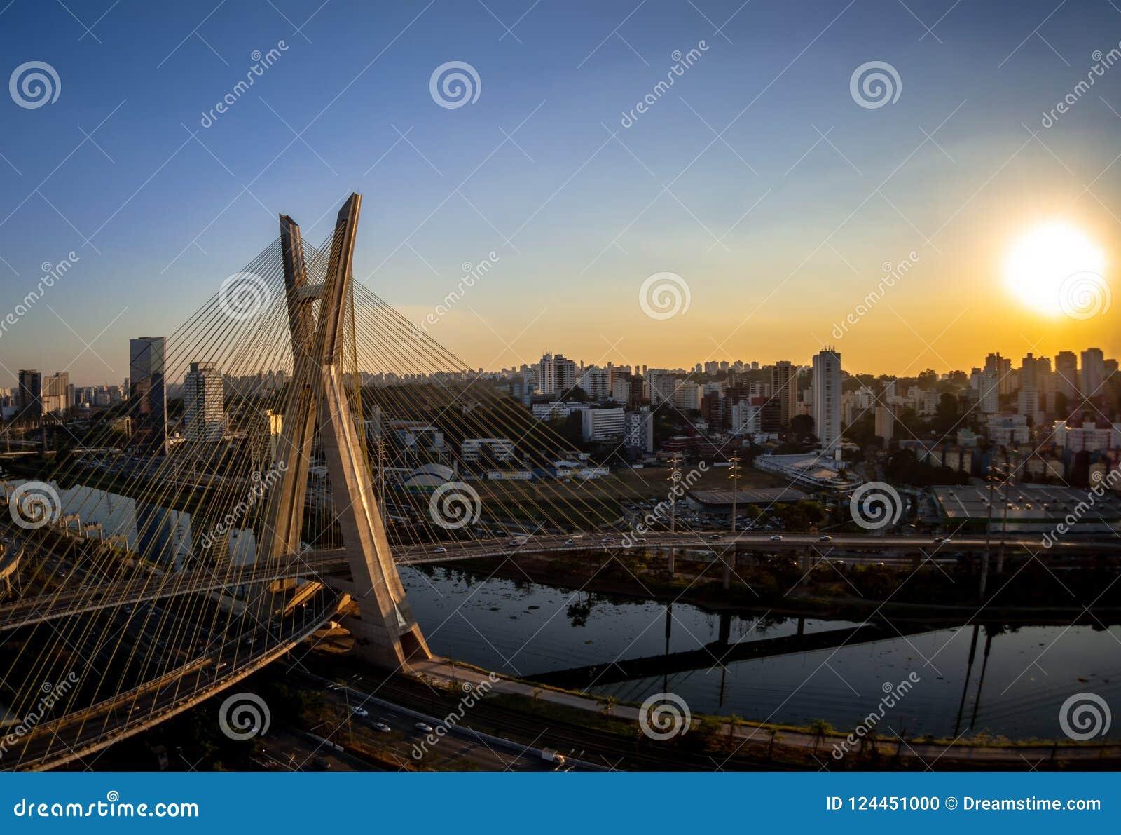PINHEIROS RIVER SAO PAULO BRAZIL