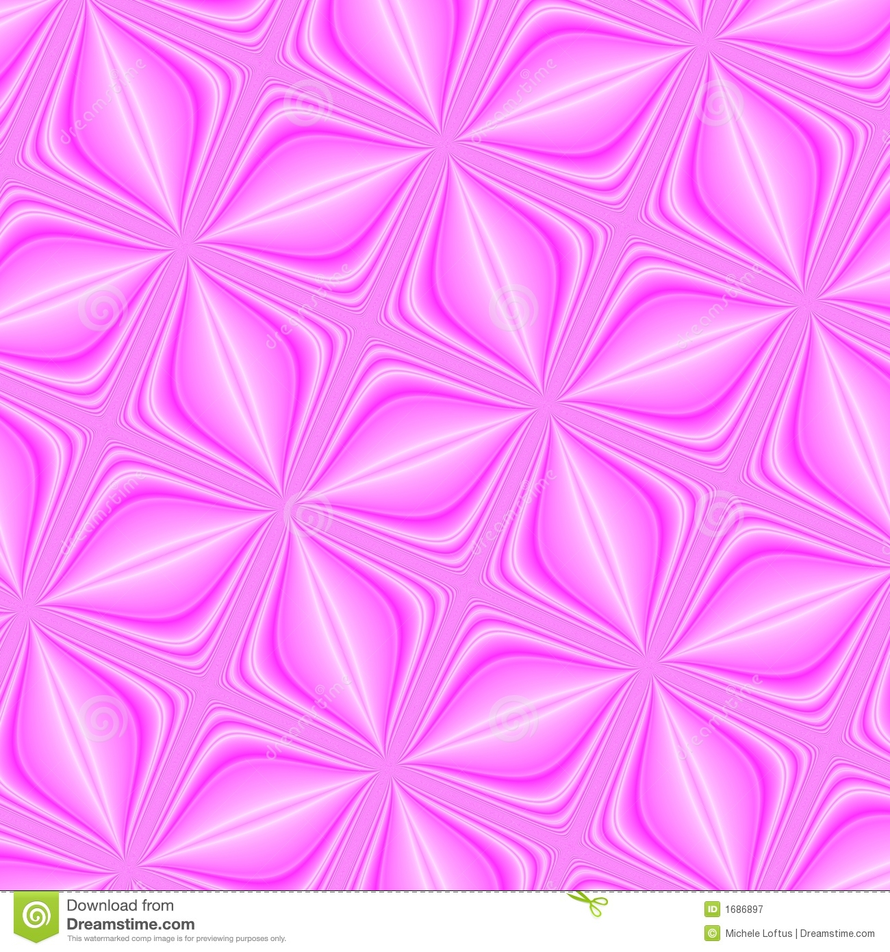 Pink Abstract Background Design Template Or Wallpaper