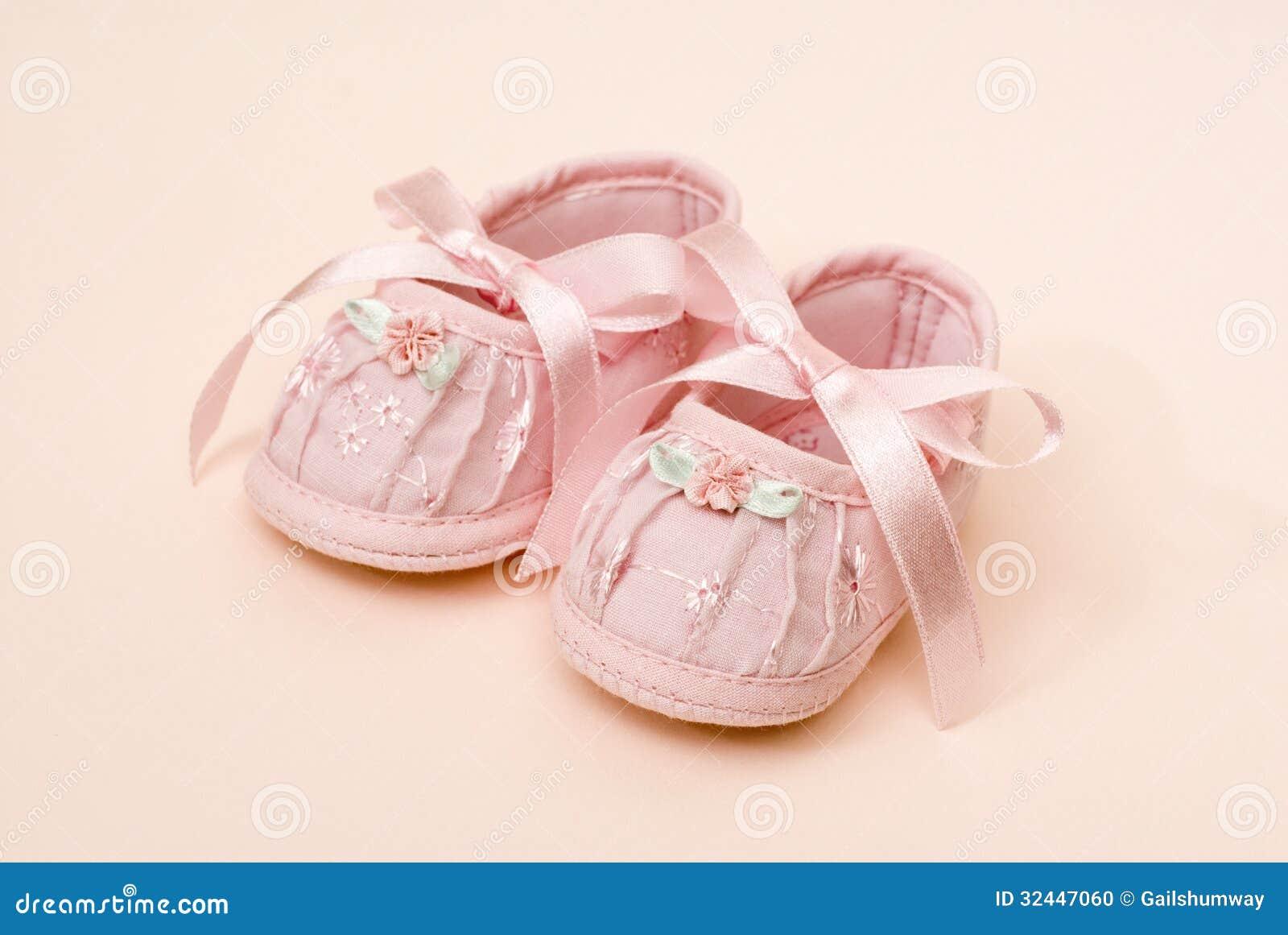 5d4c2902b902 Pink Baby Booties Stock Images - Download 2
