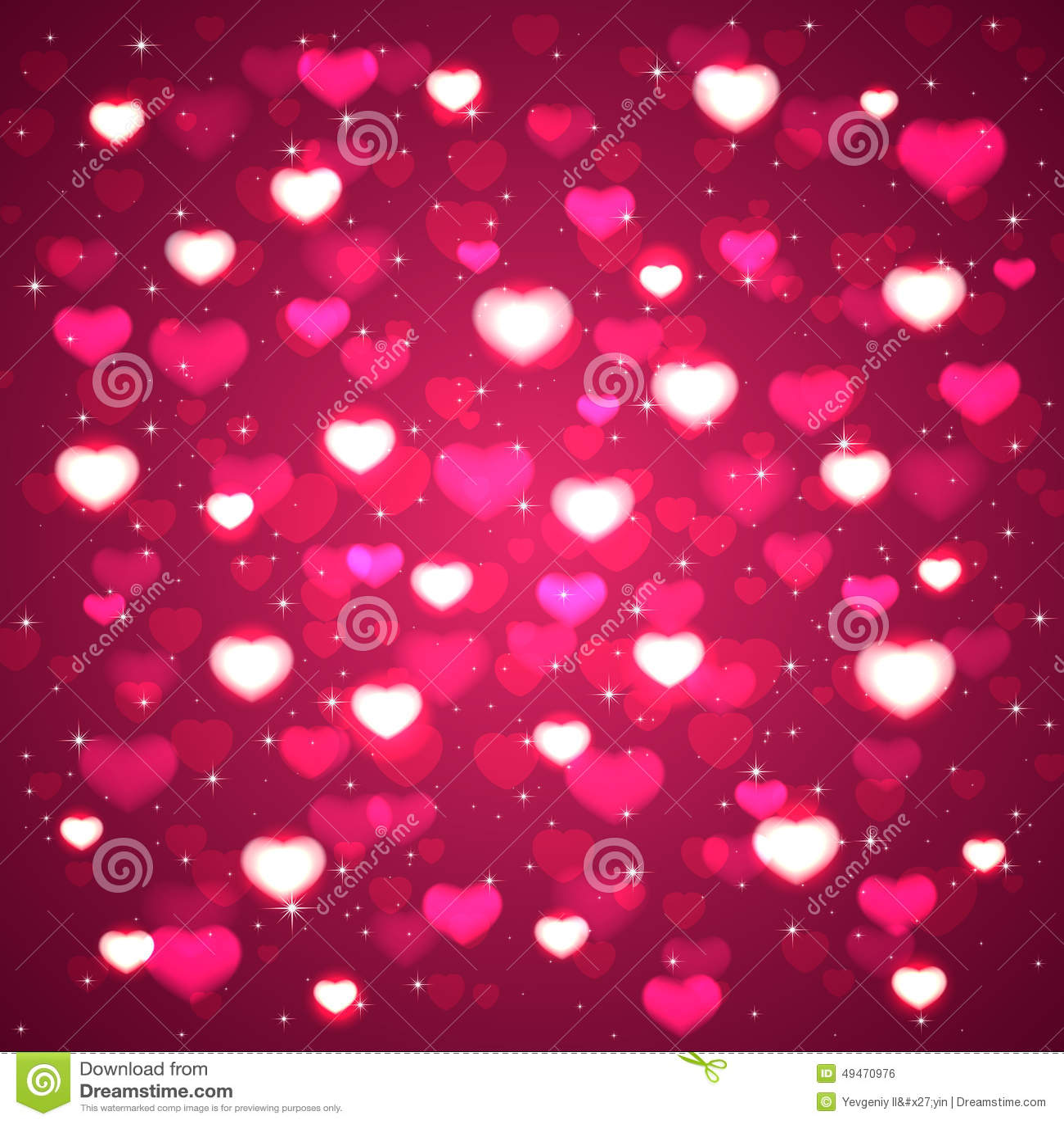 pink stars hearts wallpaper - photo #8