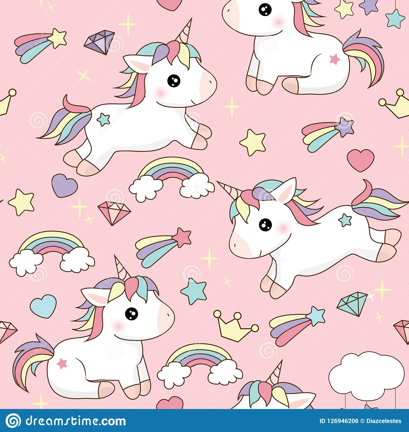 Cool Unicorn Background Pictures