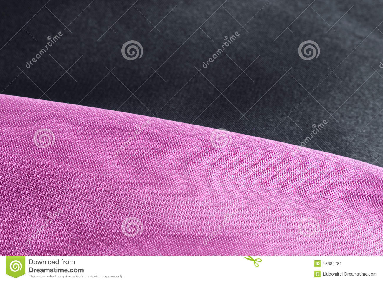 Pink and black textile textures with selective focus Pink And Black Texture