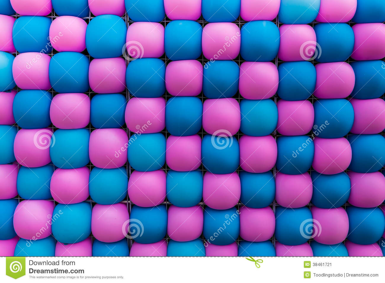 pink and blue balloons stock image image of bunch pink 38461721
