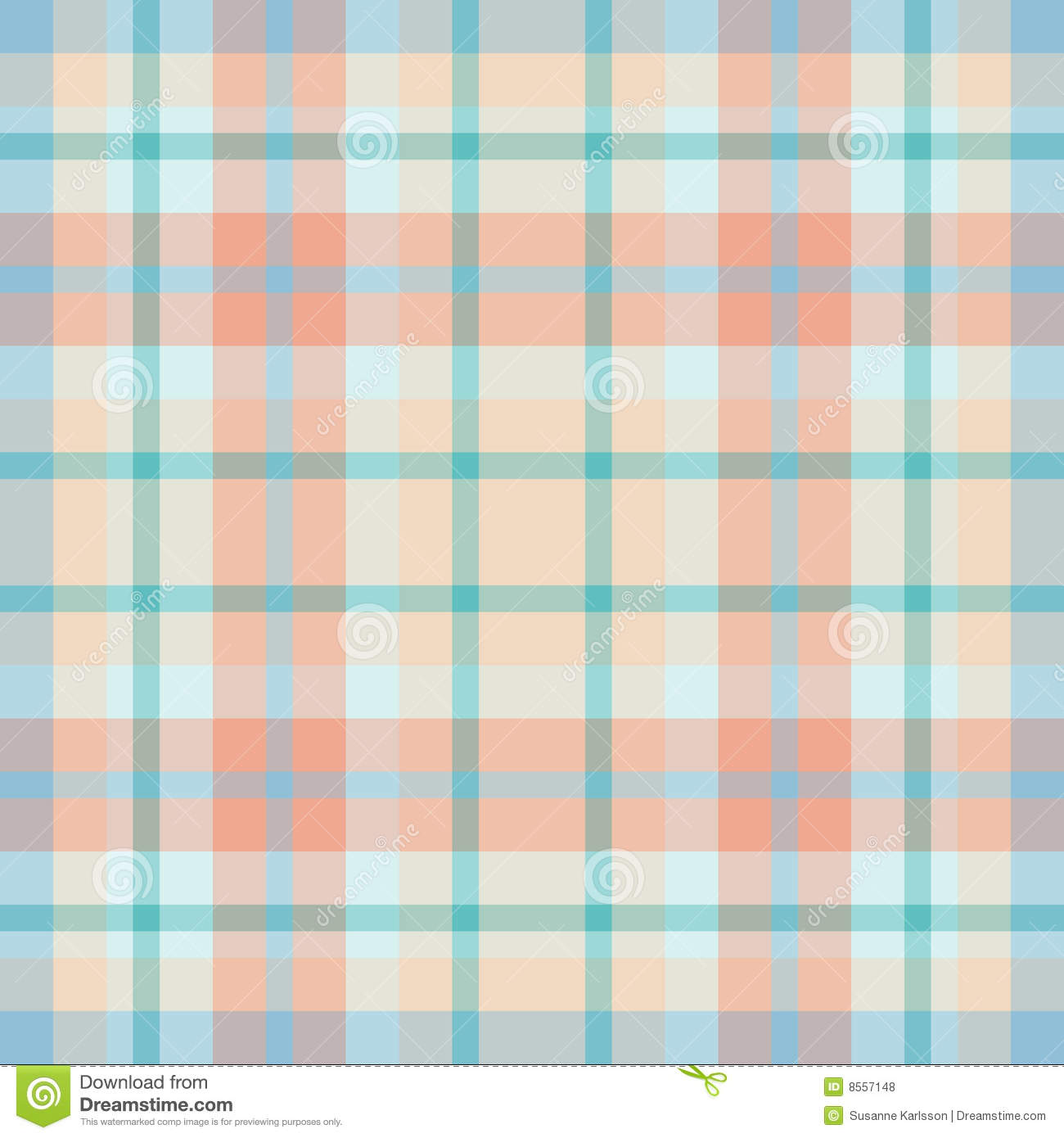 pink blue plaid stock vector image of blue check