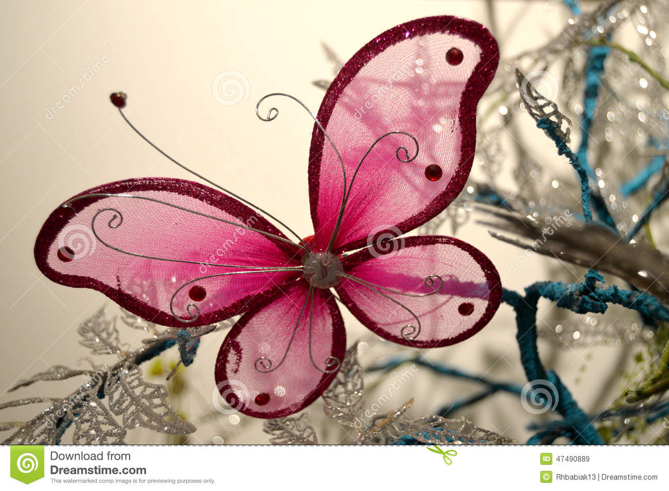 Pink Butterfly stock image  Image of caterpillar, flutter