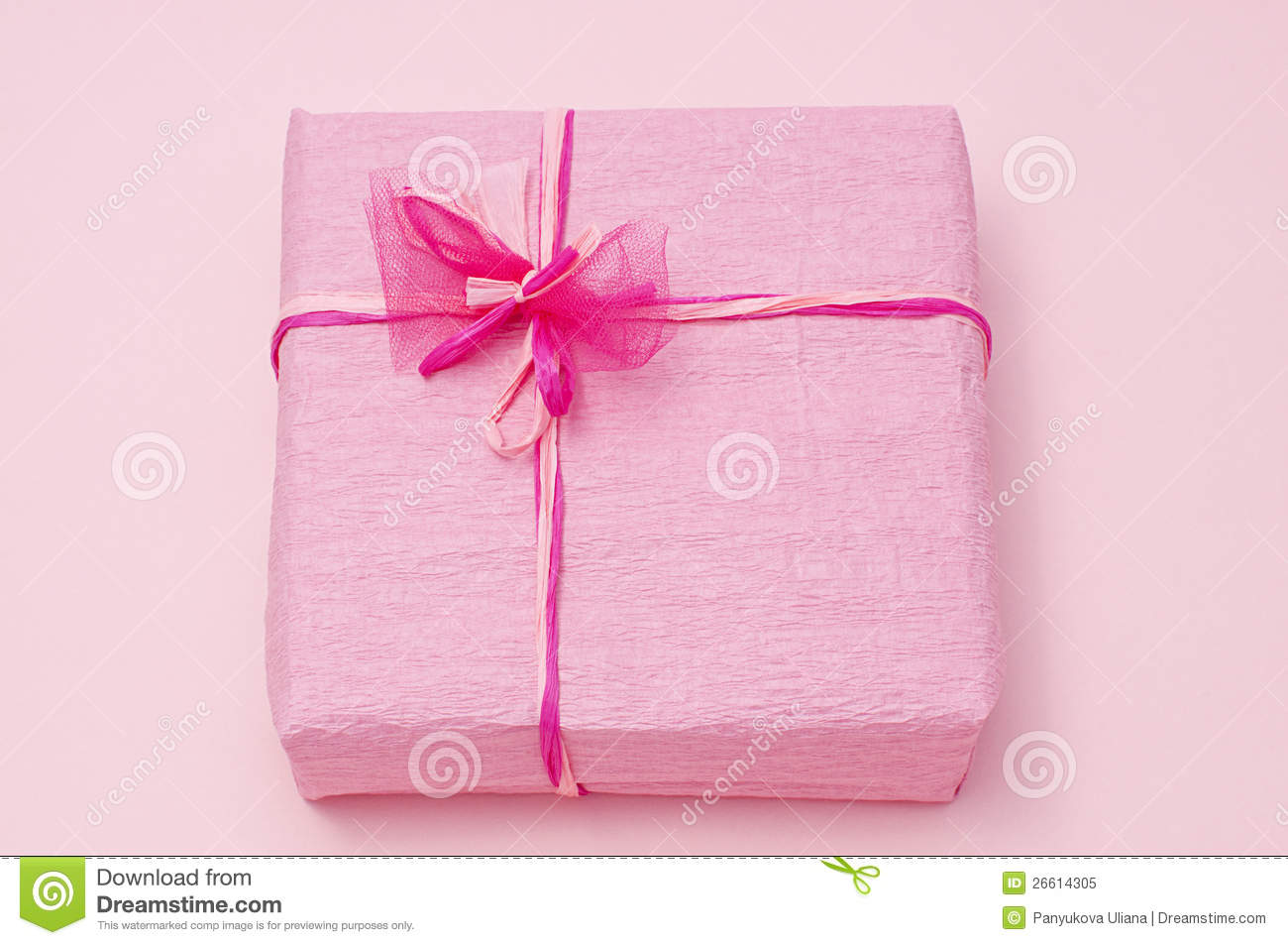 Pink color gift box stock image image of birthday female 26614305 pink color gift box birthday female negle Image collections
