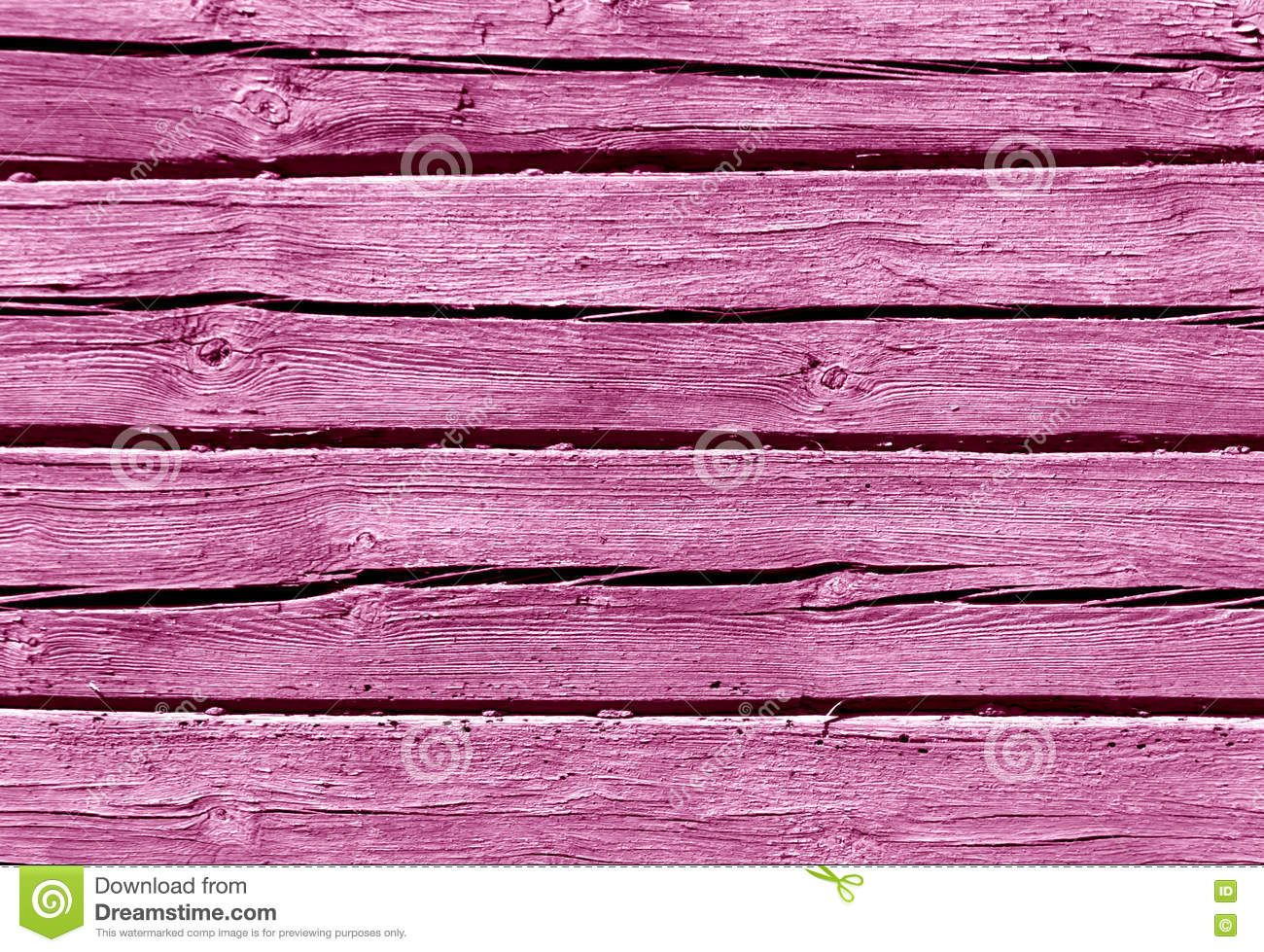 Pink color log house wall. stock image. Image of material - 79613945