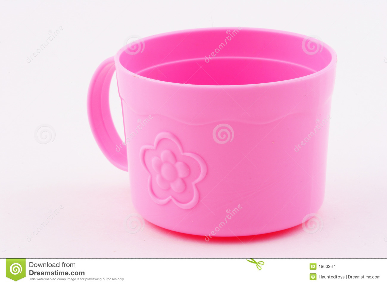 Pink Cup Royalty Free Stock Photography Image 1800367