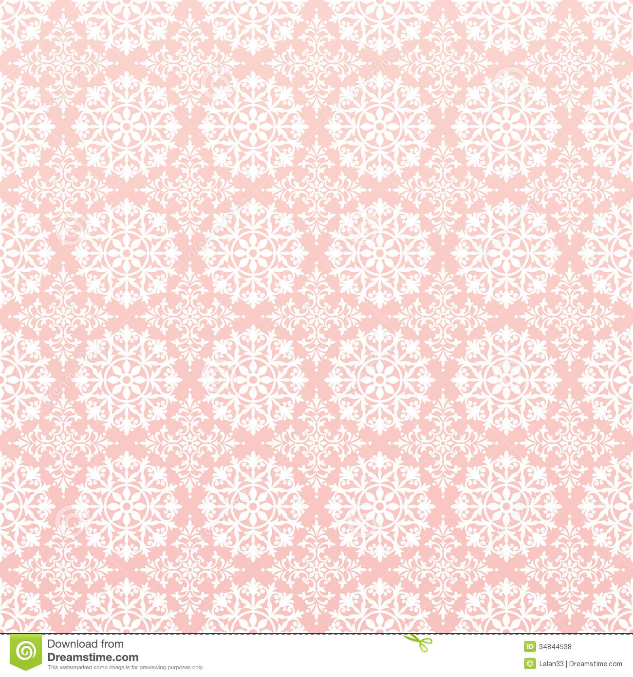 Pink Decorative Background Royalty Free Stock Photos ...
