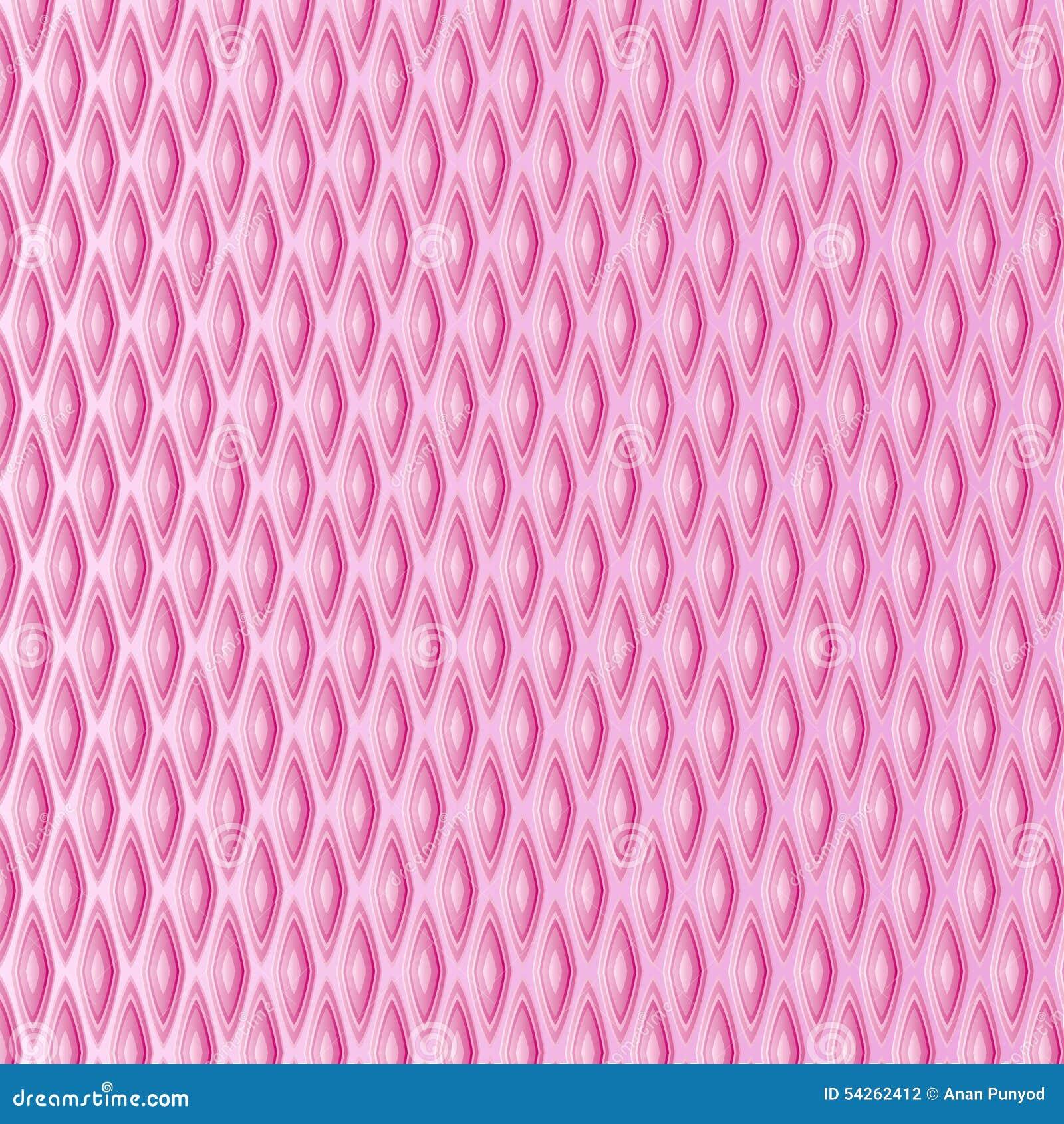 Pink Diamond Mesh Abstract Background Vector Art Design