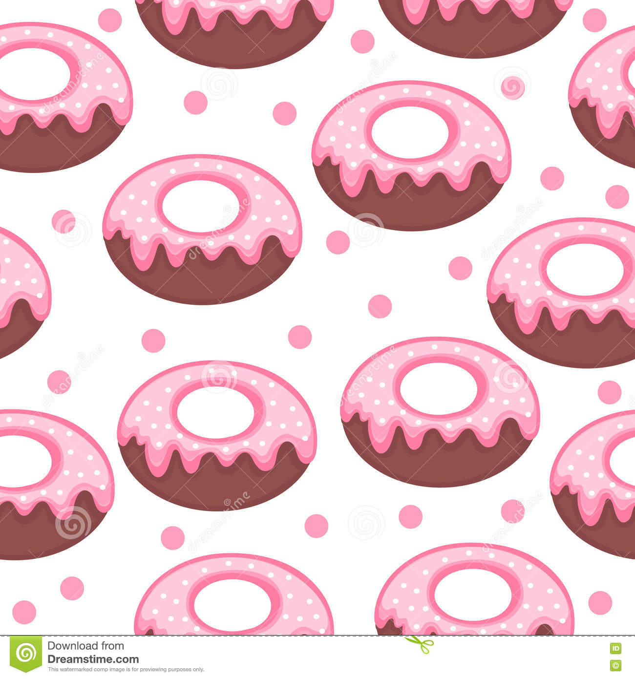 baby pink wallpaper stock vector. illustration of artistic - 9481827