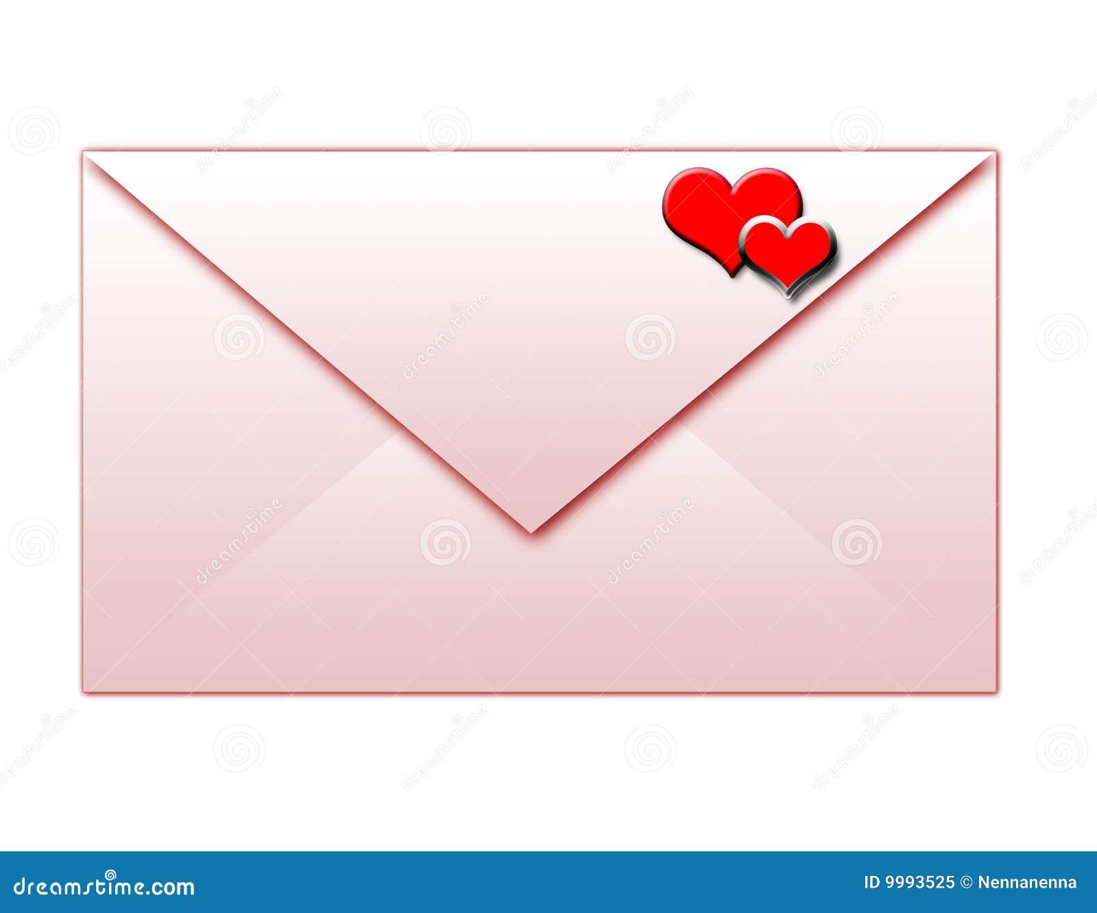 pink envelope isolated stock illustration illustration of global rh dreamstime com Valentine's Day Clip Art Cars Gift Clip Art