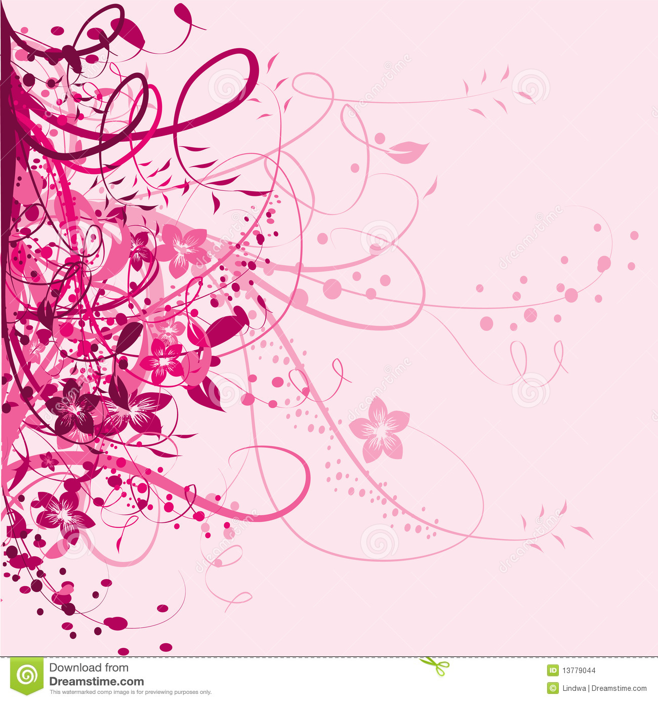 pink floral background jpg - photo #48