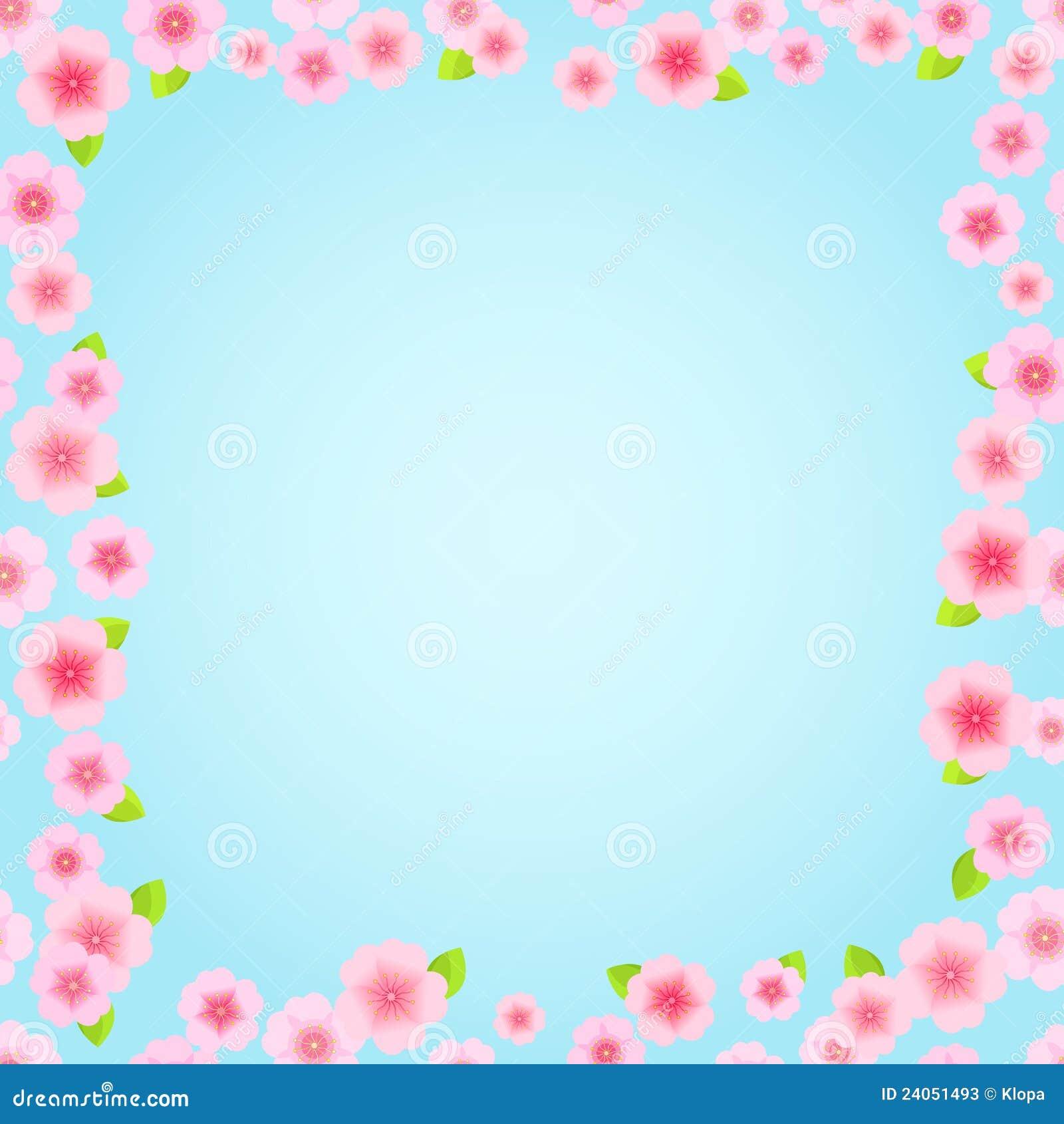 Cherry Blossom Invitations as luxury invitations template