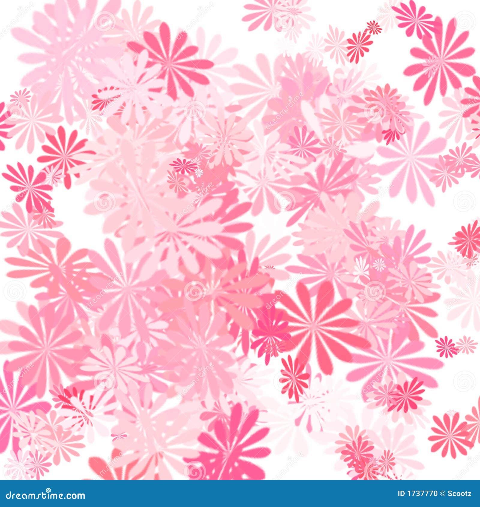 Pink flower art stock illustration illustration of layered 1737770 pink flower art mightylinksfo