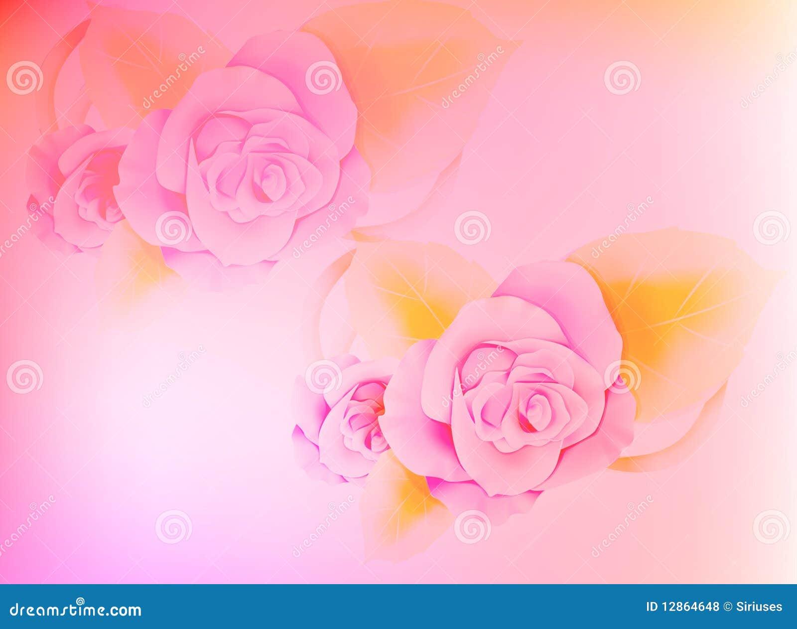 Pink flower background stock illustration illustration of light pink flower background mightylinksfo