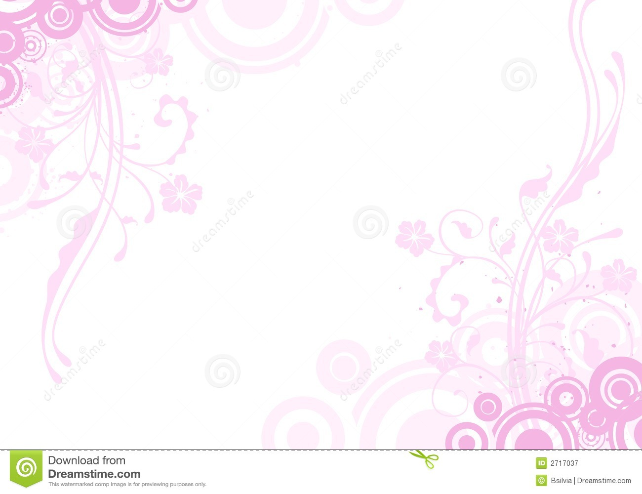 Disney Art Of Animation Floor Plan Pink Flower Background Royalty Free Stock Photography