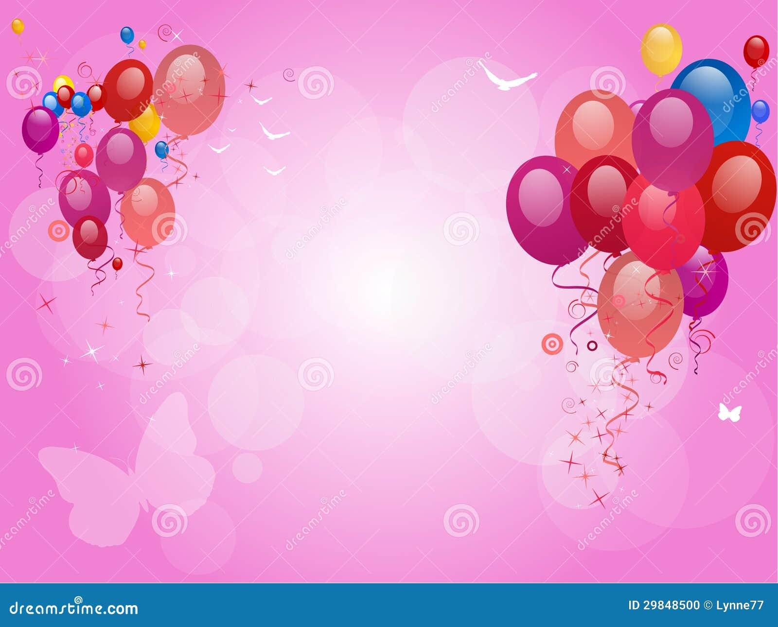 Pink Girl Background Stock Photo - Image: 29848500