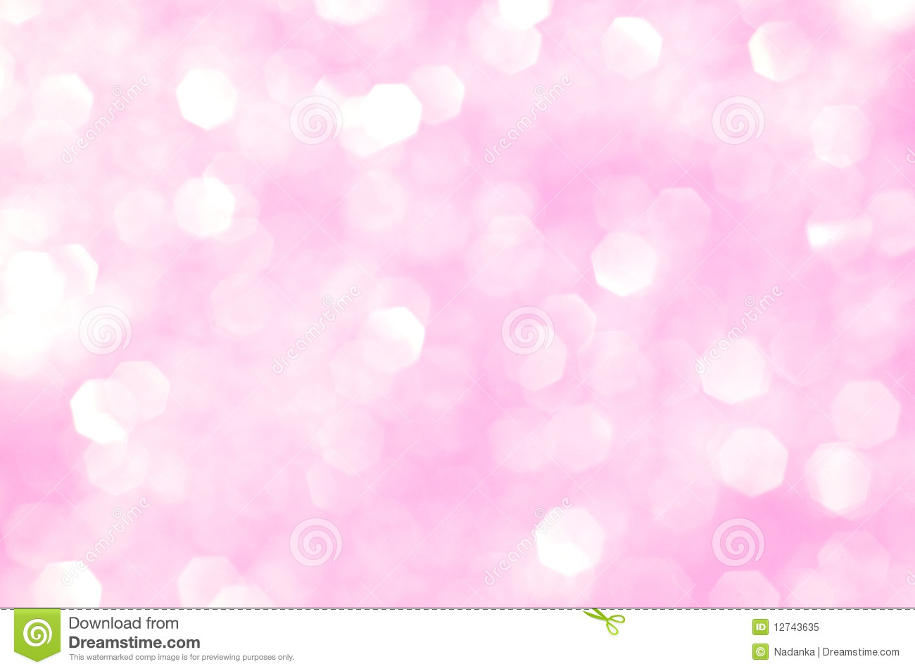 Pink Glitter Valentines Day Background Stock Image Image Of