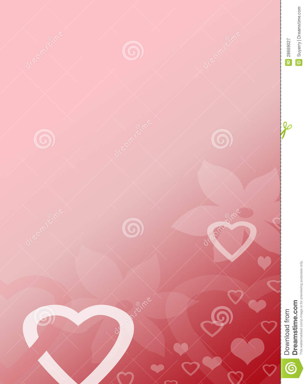 More similar stock images of ` Pink Heart Love Valentines Background ...