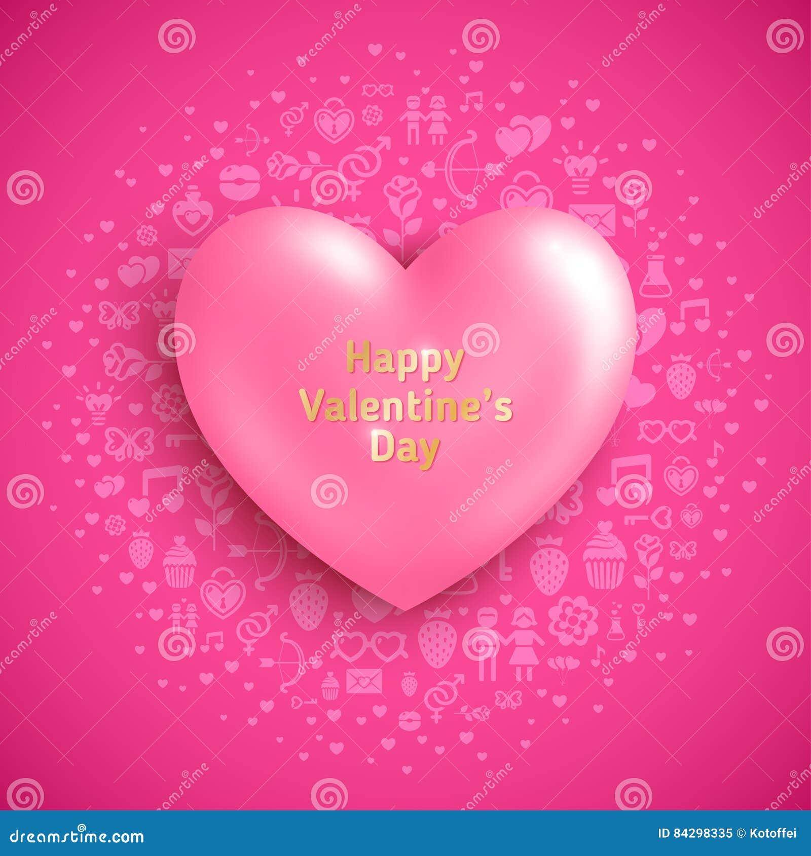 Love heart symbols background stock illustration illustration of pink heart on purple background with love symbols royalty free stock photo buycottarizona Gallery