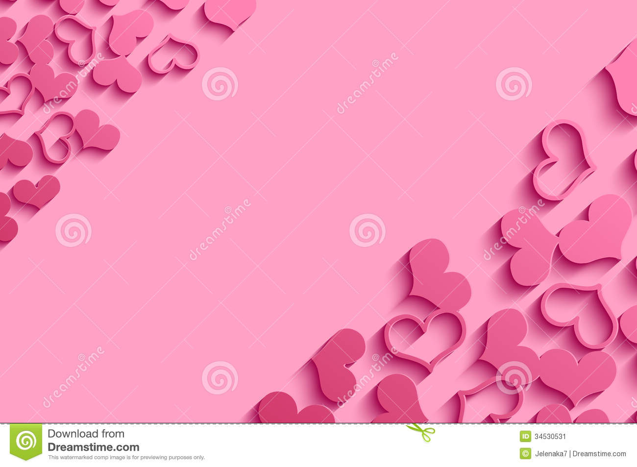 Uncategorized Pink Hearts Backgrounds pink hearts stock image 34530531 royalty free photo download hearts