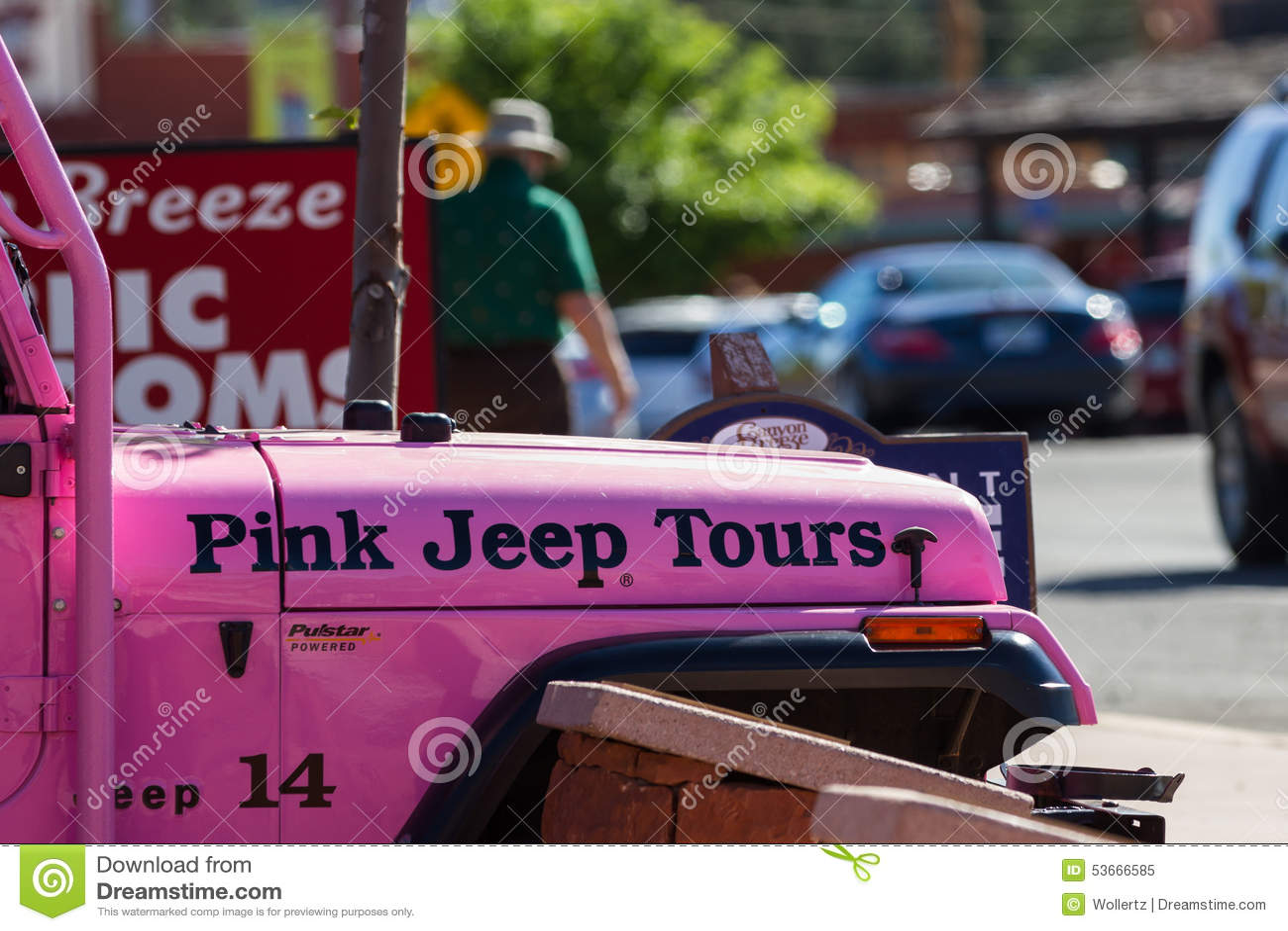 Pink Jeep Tours Wikipedia