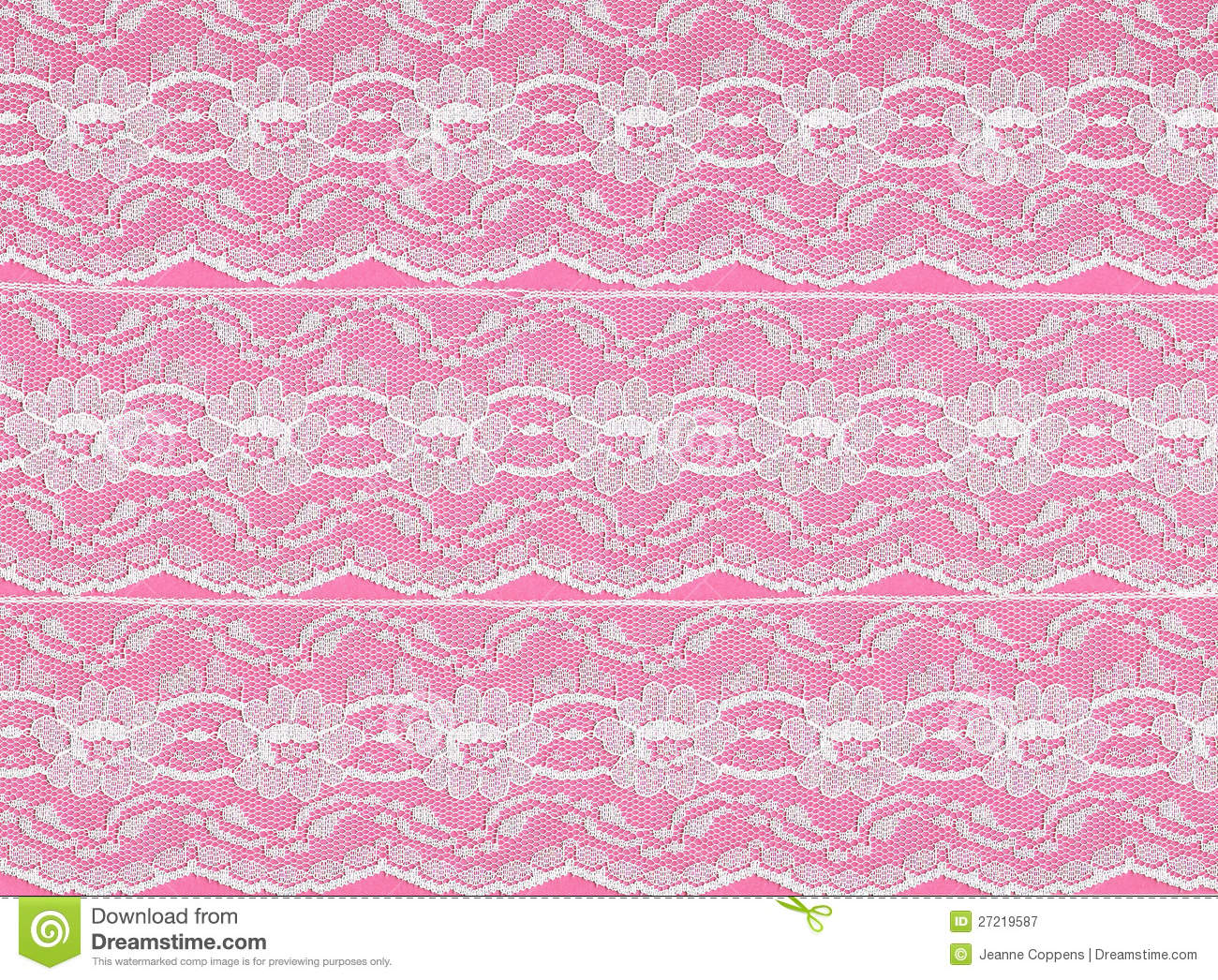 Pink Lace Border Background Royalty Free Stock Photography ...