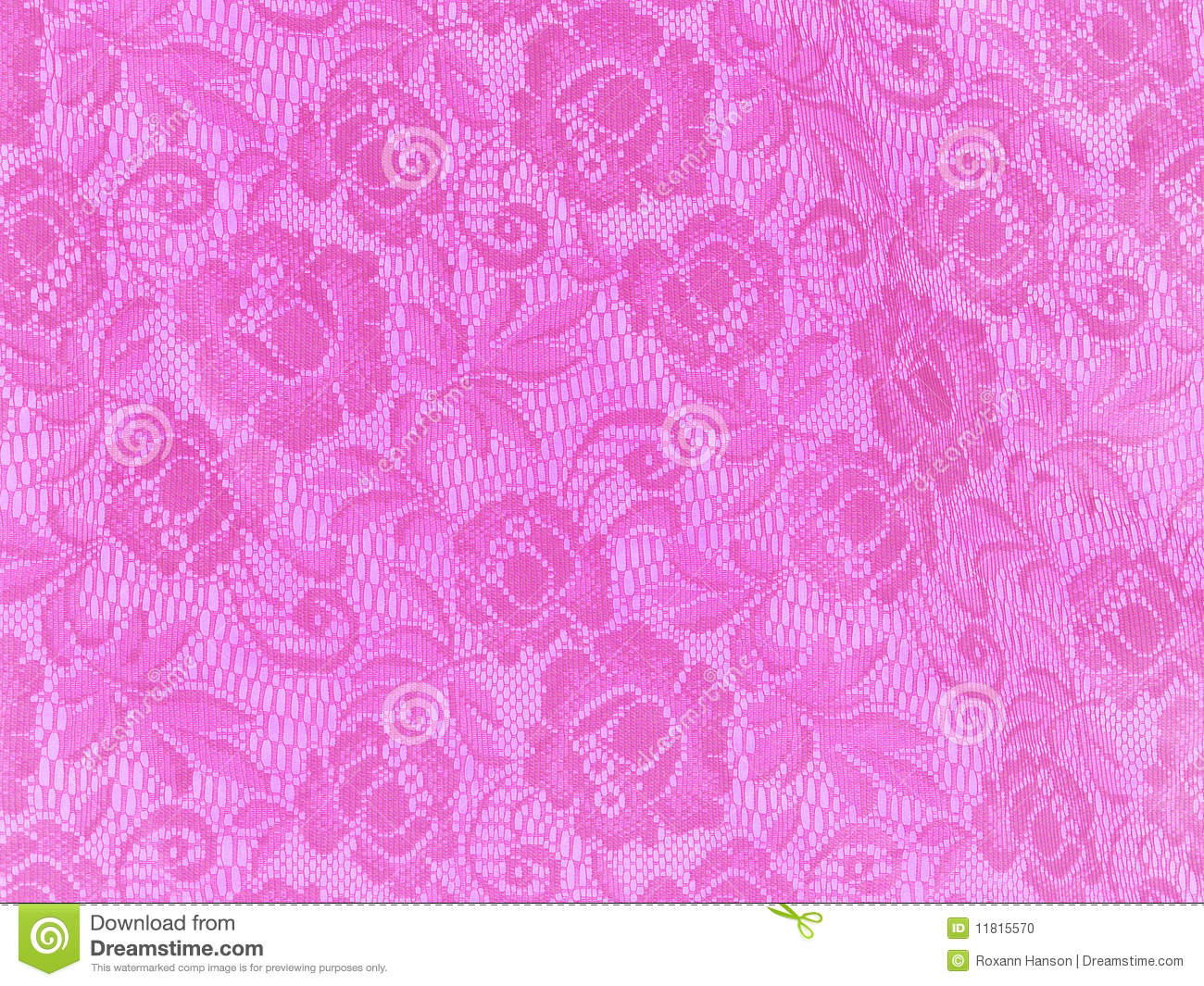 Pink Lace Flower Background Stock Photo - Image: 11815570