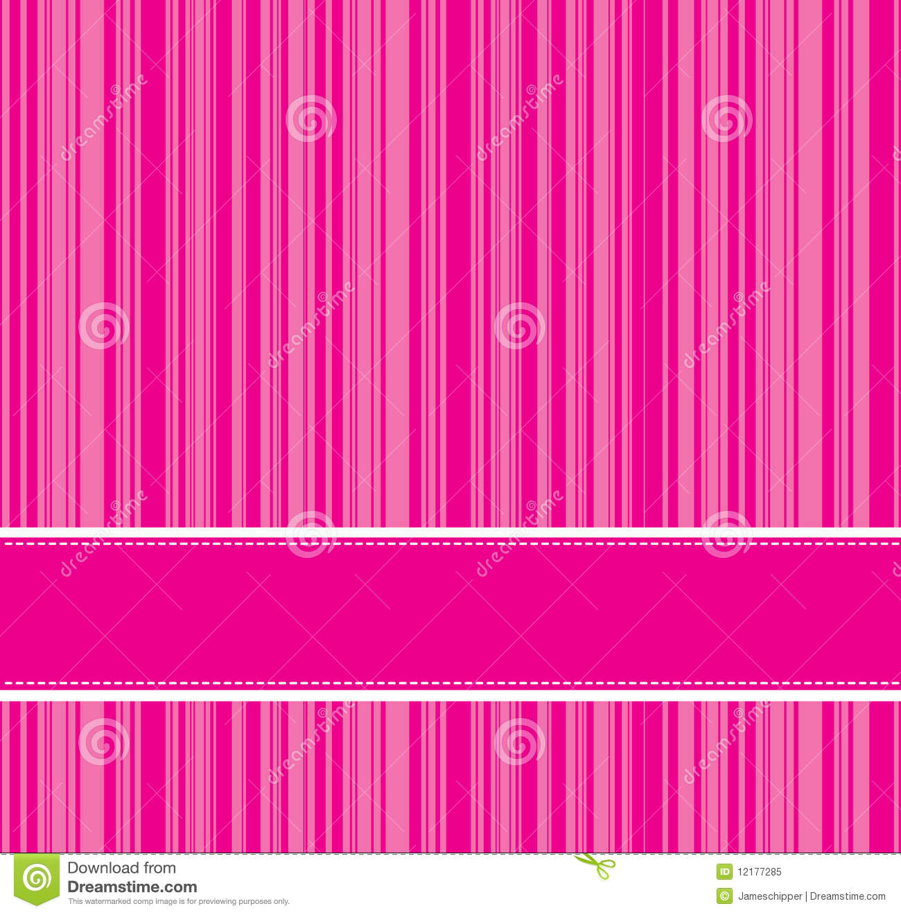 Pink Line Background Royalty Free Stock Photo - Image