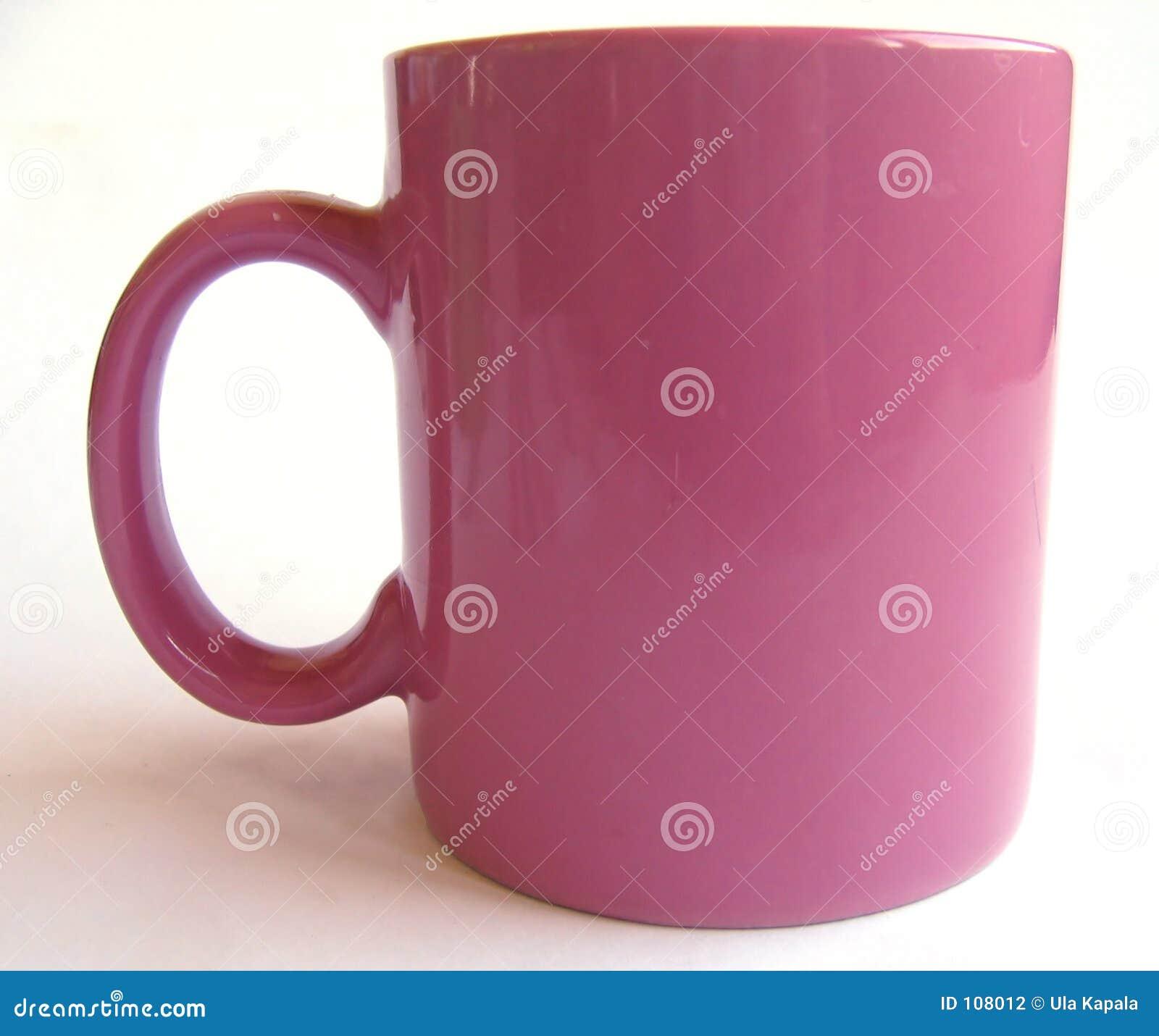 Pink mug #3