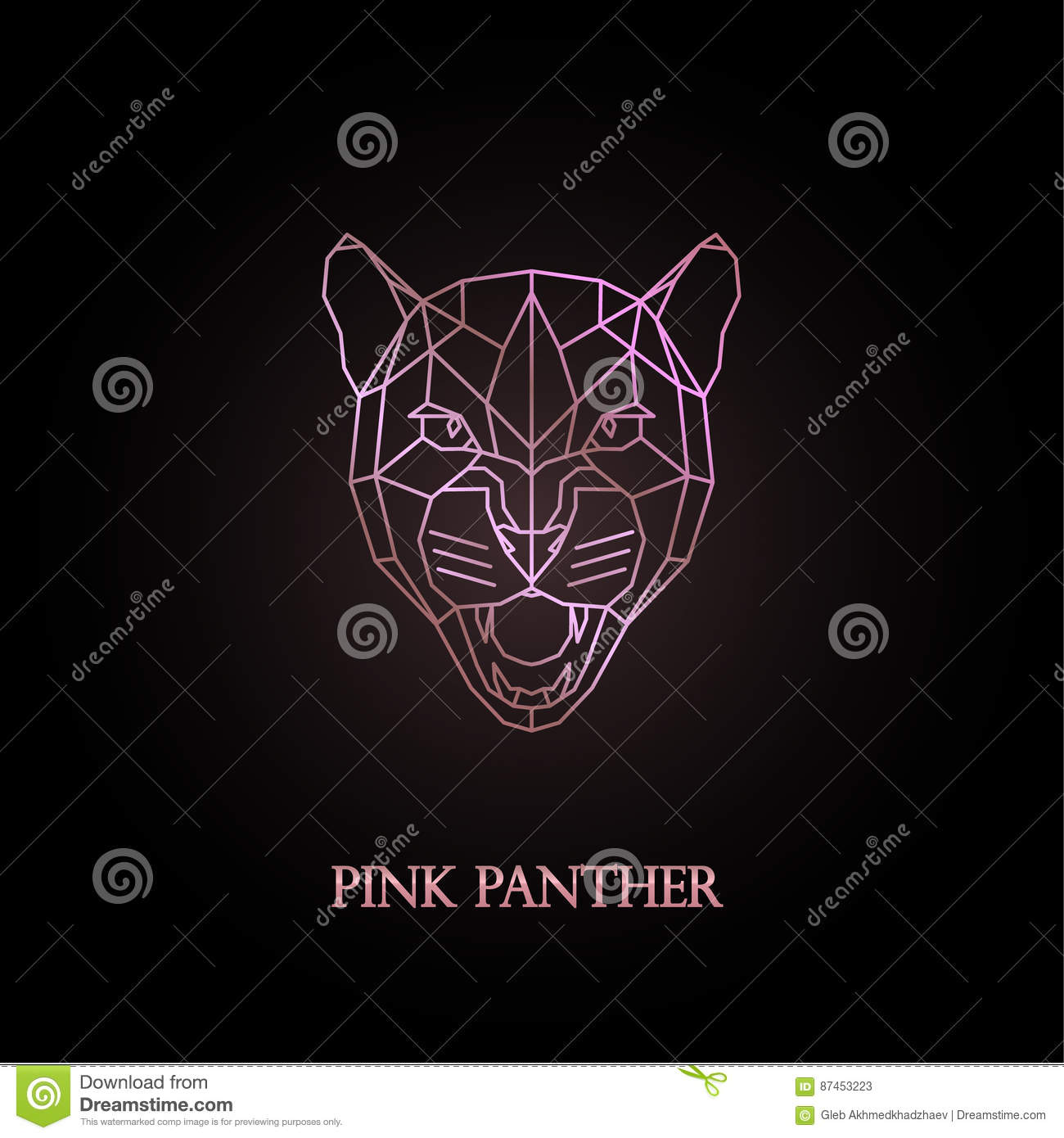 6 Pink Panther Wallpaper HD6 600x338 Source Logo Design Stock Vector Illustration Of Isolated