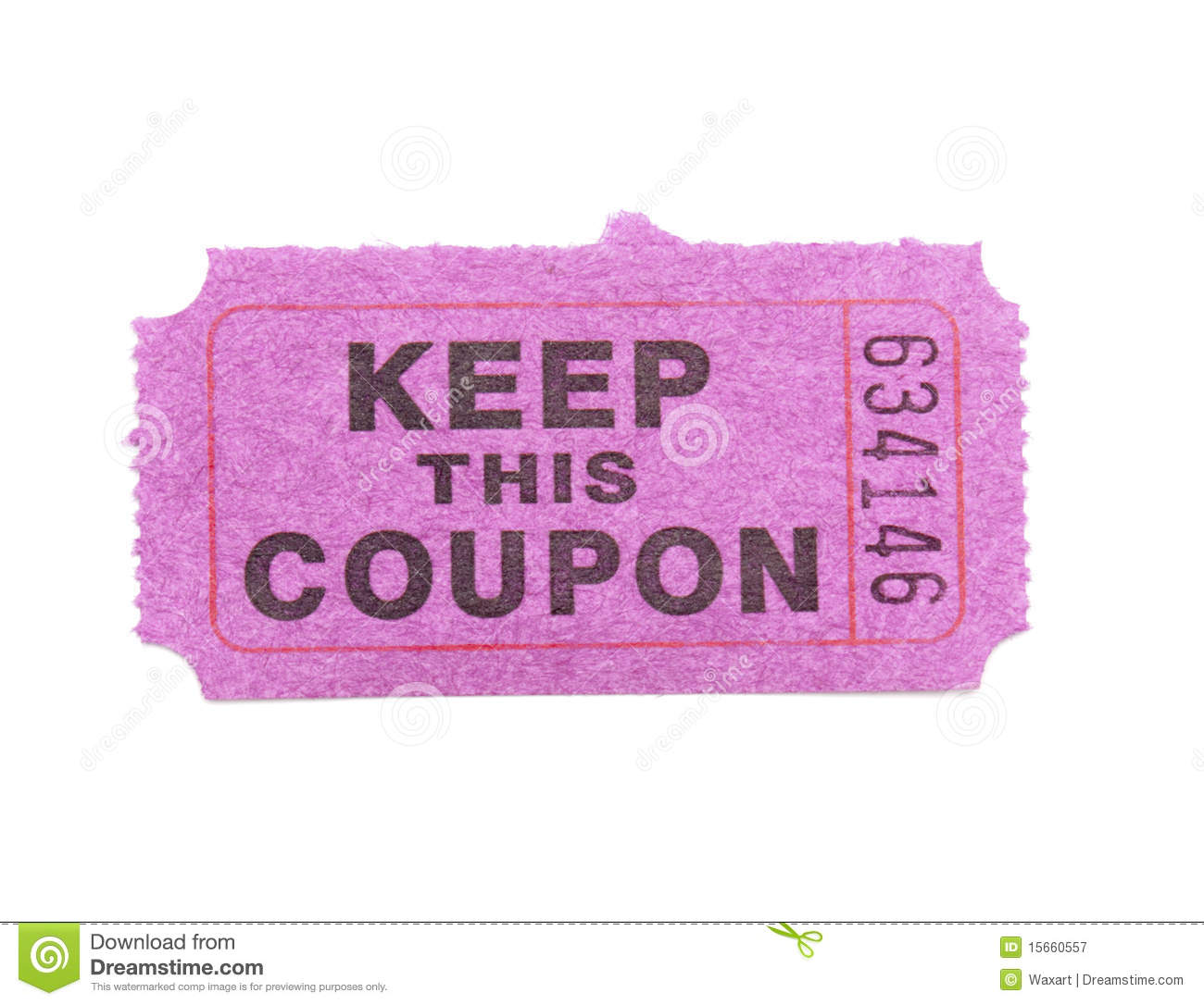 pink raffle ticket book stock photo image  pink paper coupon isolated on white royalty stock photography