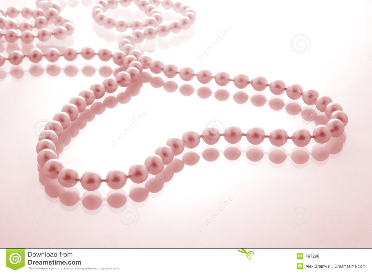 Pink Pearl Heart stock photo. Image of natural, tinge ...